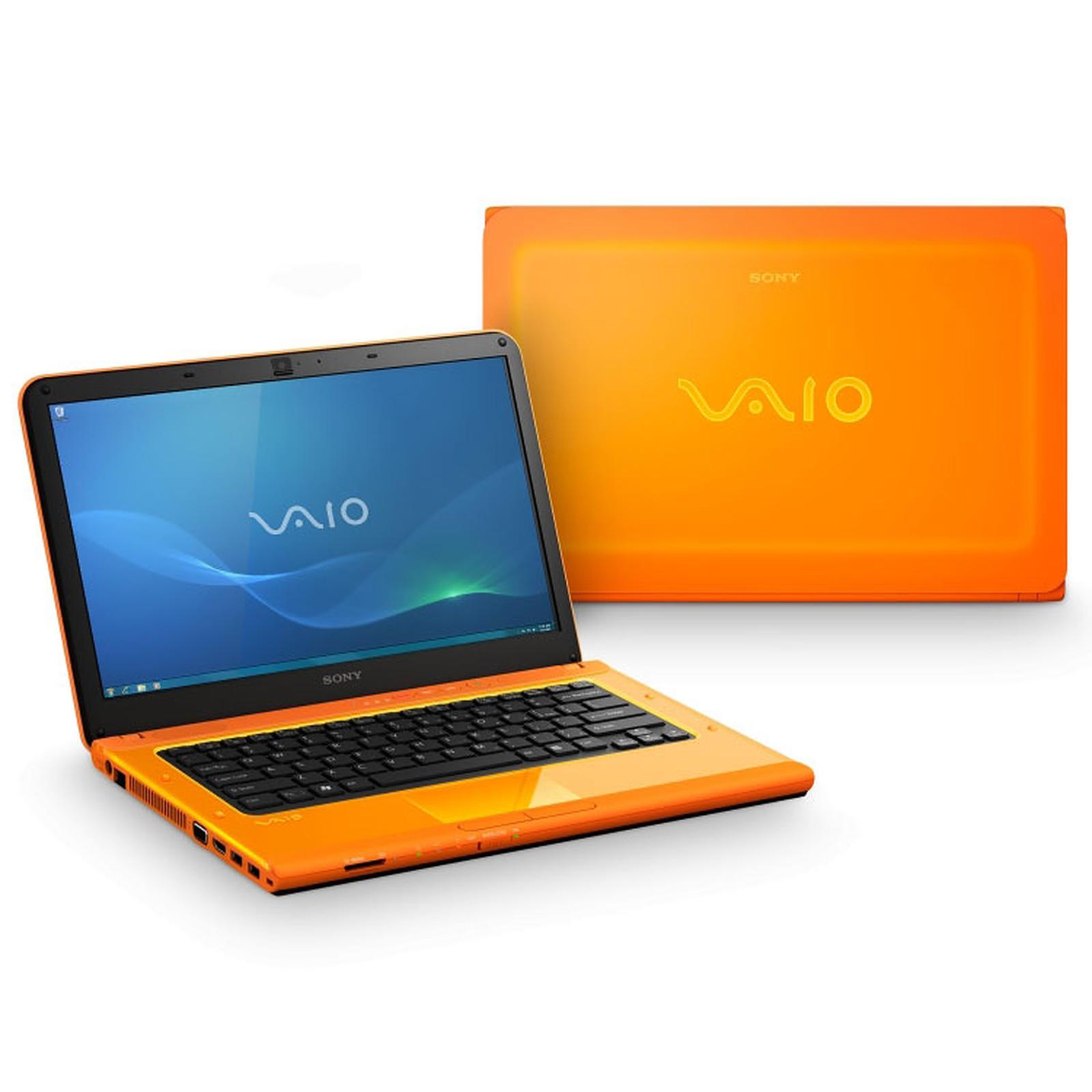 Sony VAIO CA3S1E Orange