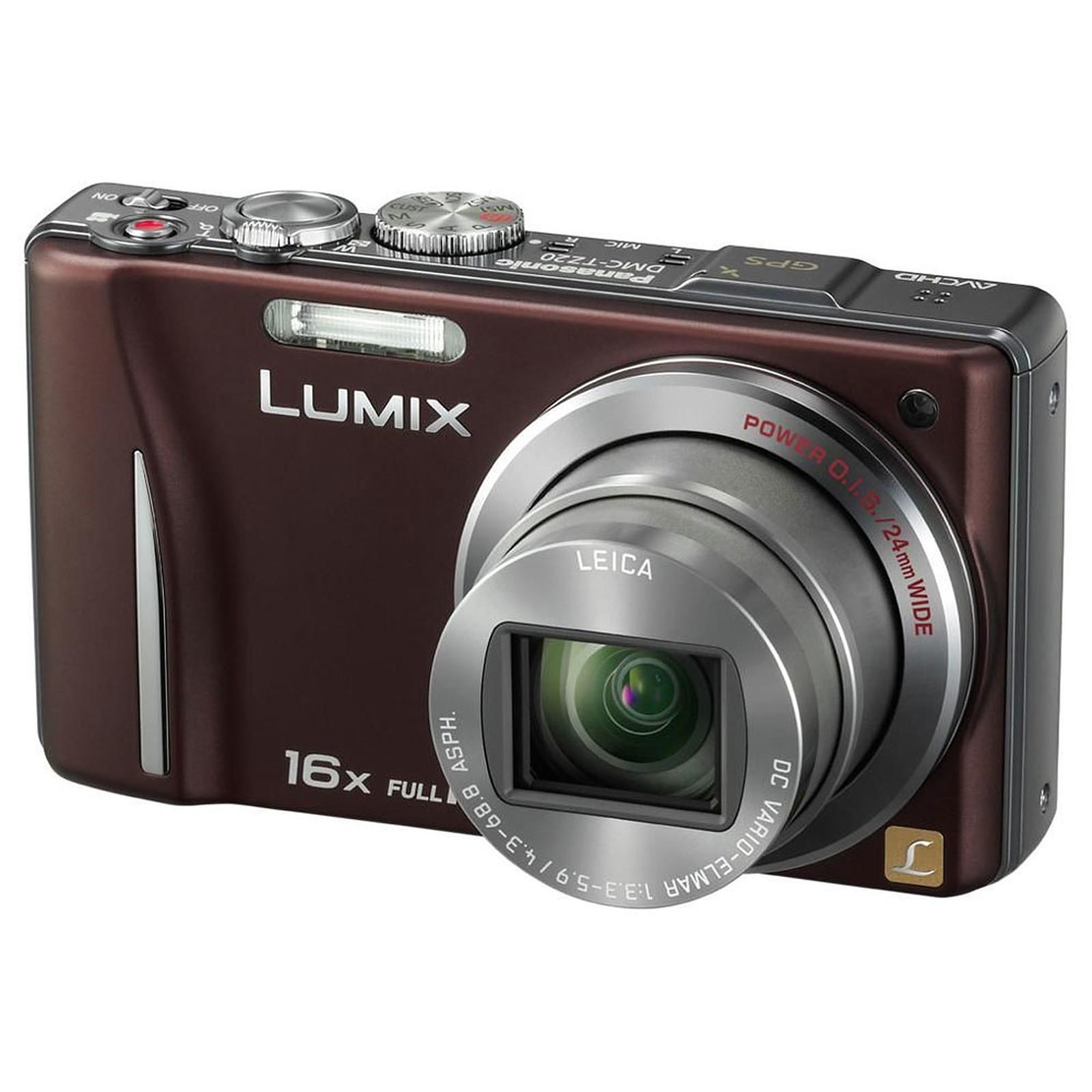 Panasonic Lumix DMC-TZ20 Chocolat