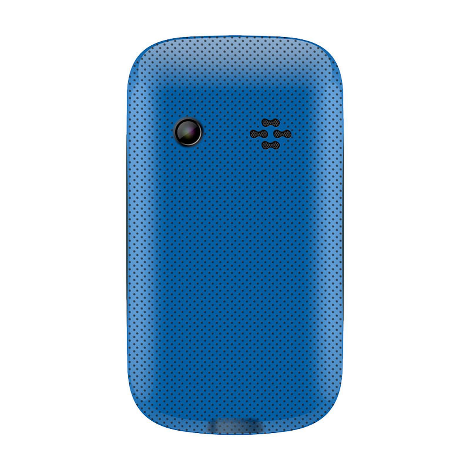 Wiko Minz Bleu - Mobile & smartphone Wiko sur LDLC   Muséericorde
