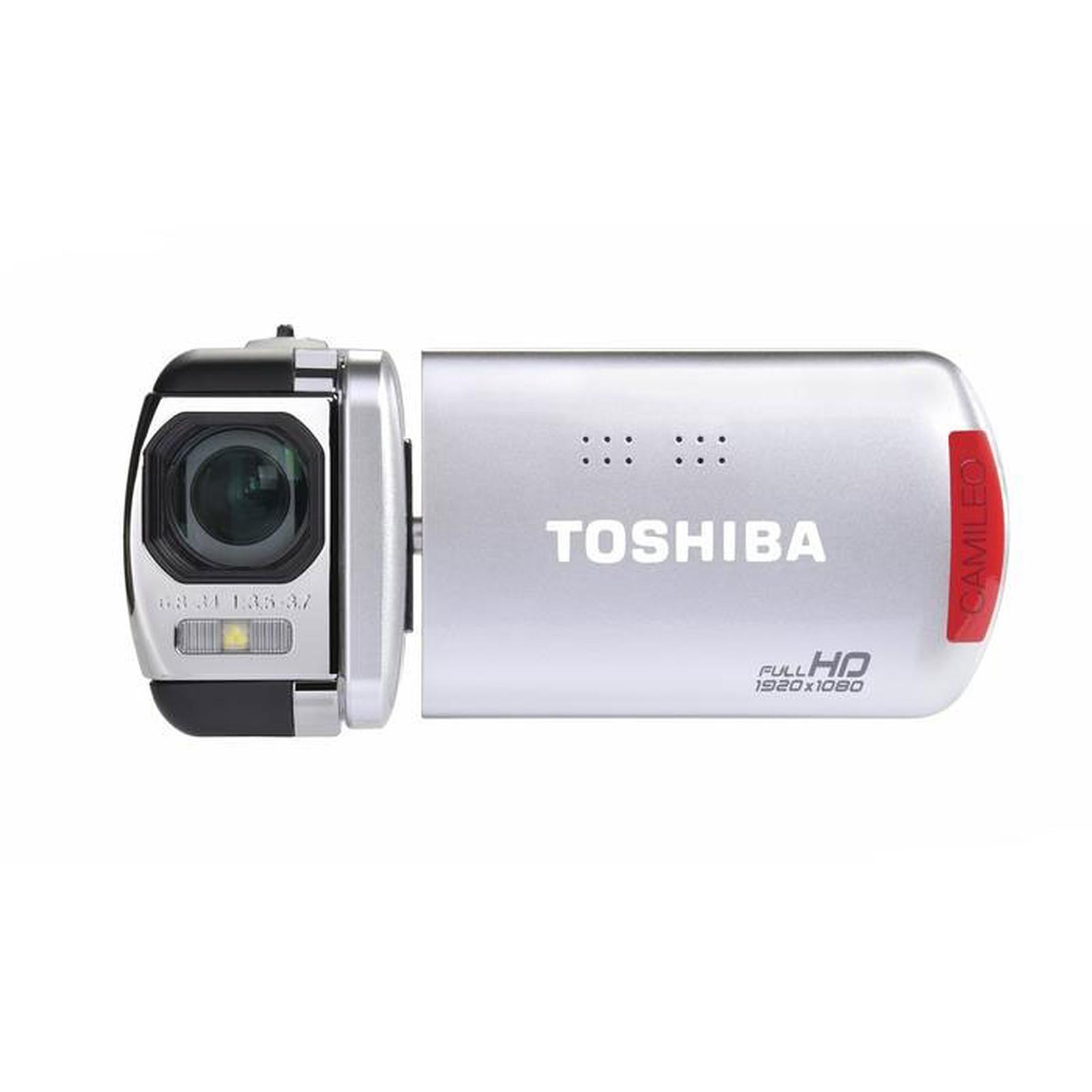 Toshiba Camileo SX500 Argent + Carte SD 4 Go
