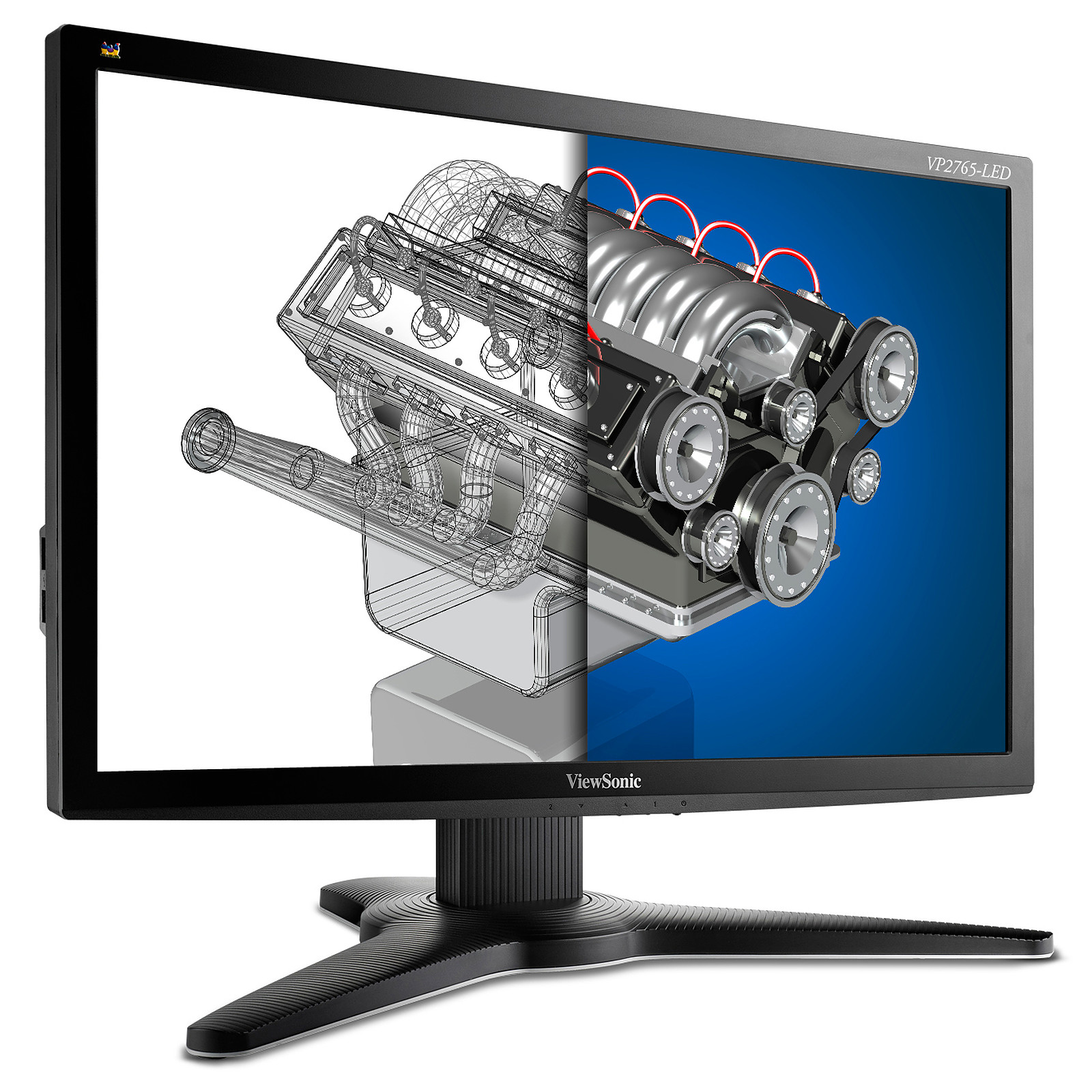 "ViewSonic 27"" LED - VP2765-LED"