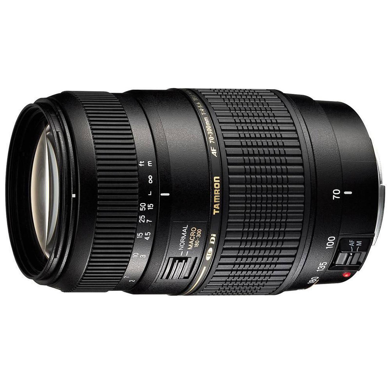 Tamron AF 70-300mm F/4-5,6 Di LD MACRO 1:2 monture Nikon