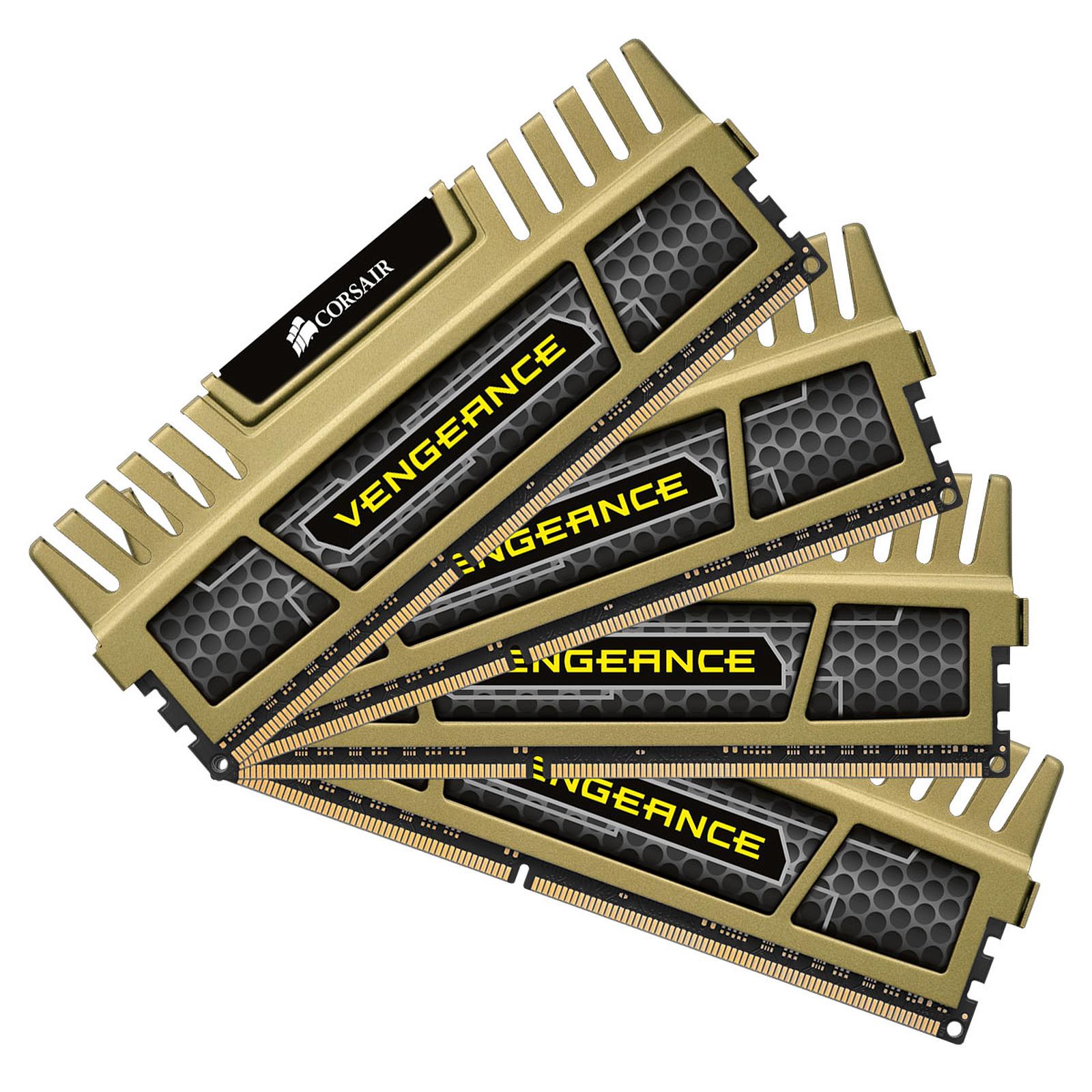 Corsair Vengeance Series 8 Go (4 x 2 Go) DDR3 1600 MHz CL9