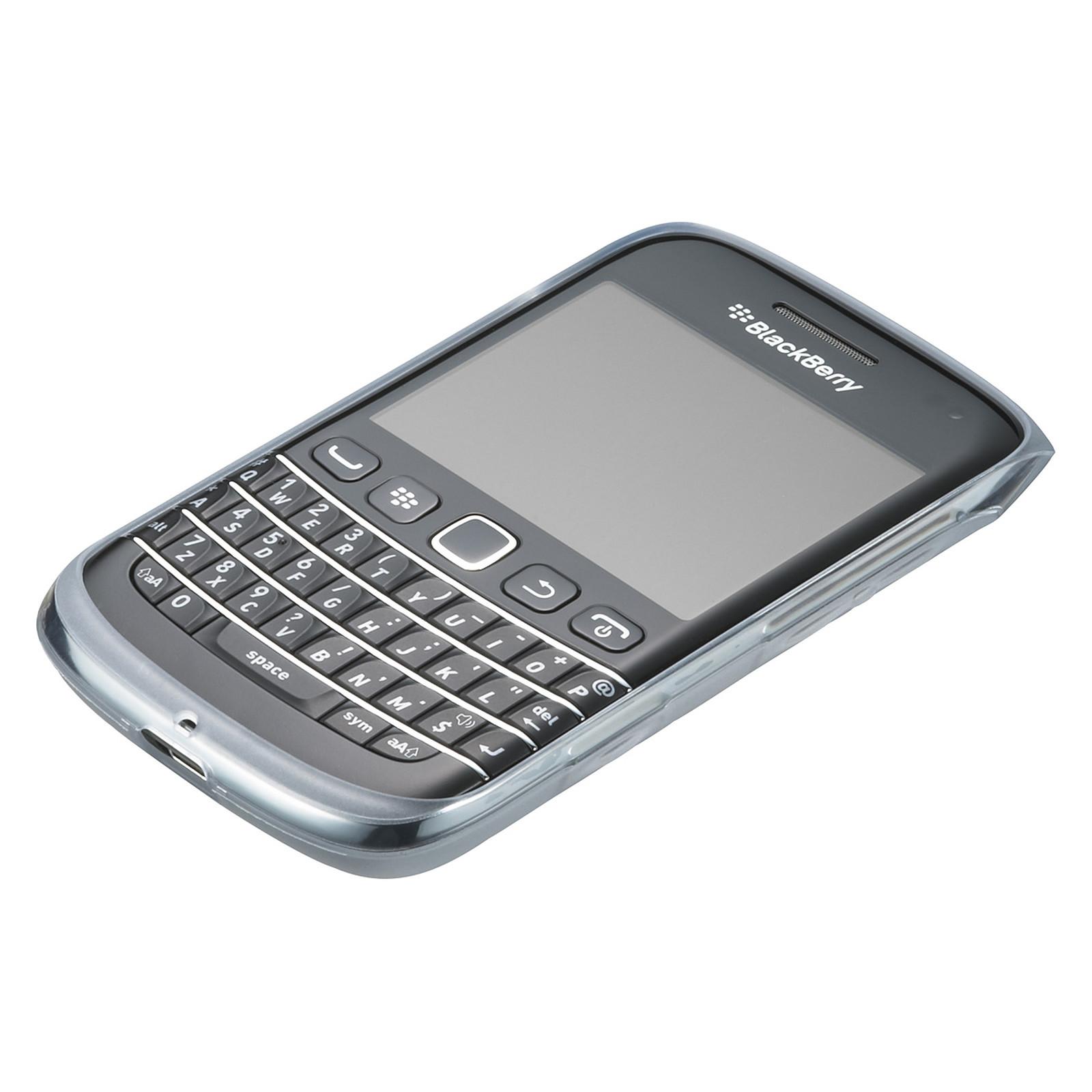 BlackBerry Soft Shell Transparent