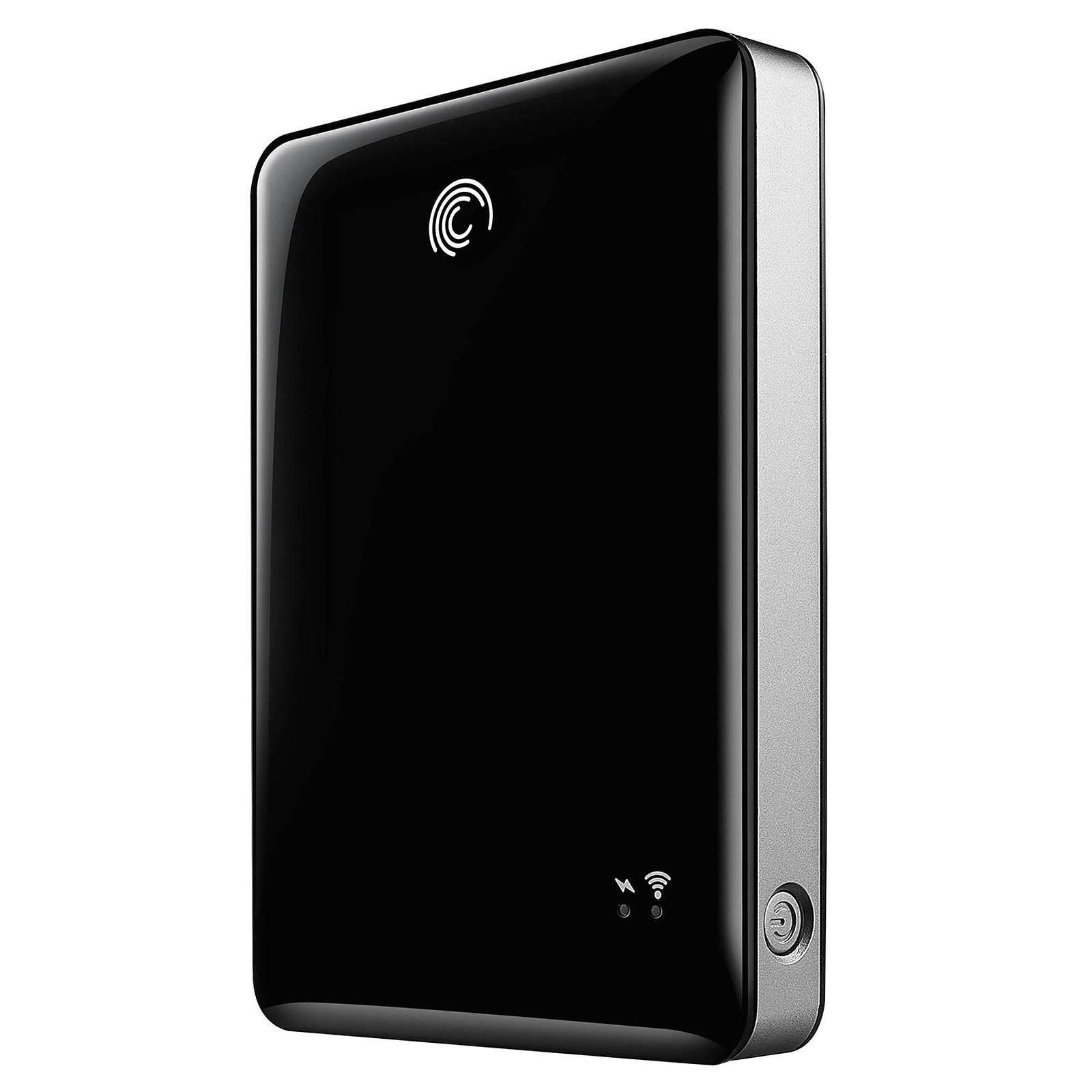 Seagate GoFlex Satellite 500 Go Noir (USB 3.0)