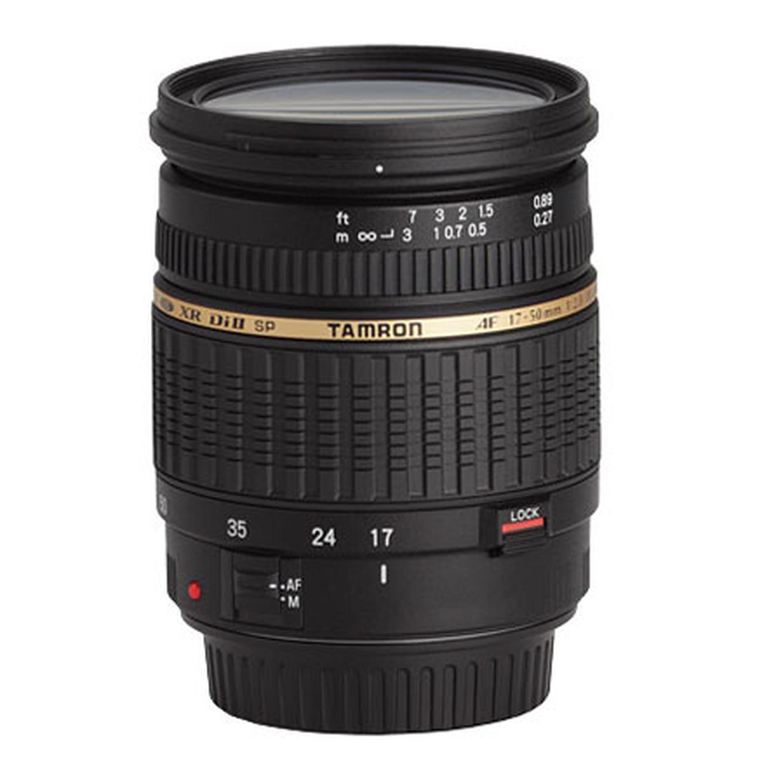 Tamron SP AF 17-50mm F/2,8 XR Di II LD ASL [IF] monture Nikon