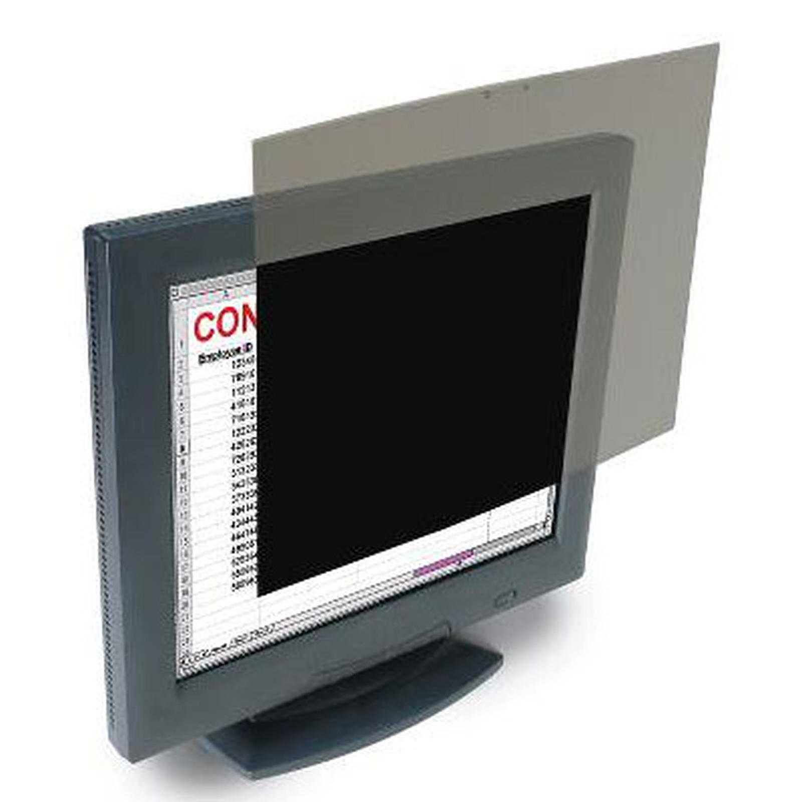 kensington filtre de confidentialit pour cran lcd 22 39 39 accessoires moniteur kensington sur. Black Bedroom Furniture Sets. Home Design Ideas