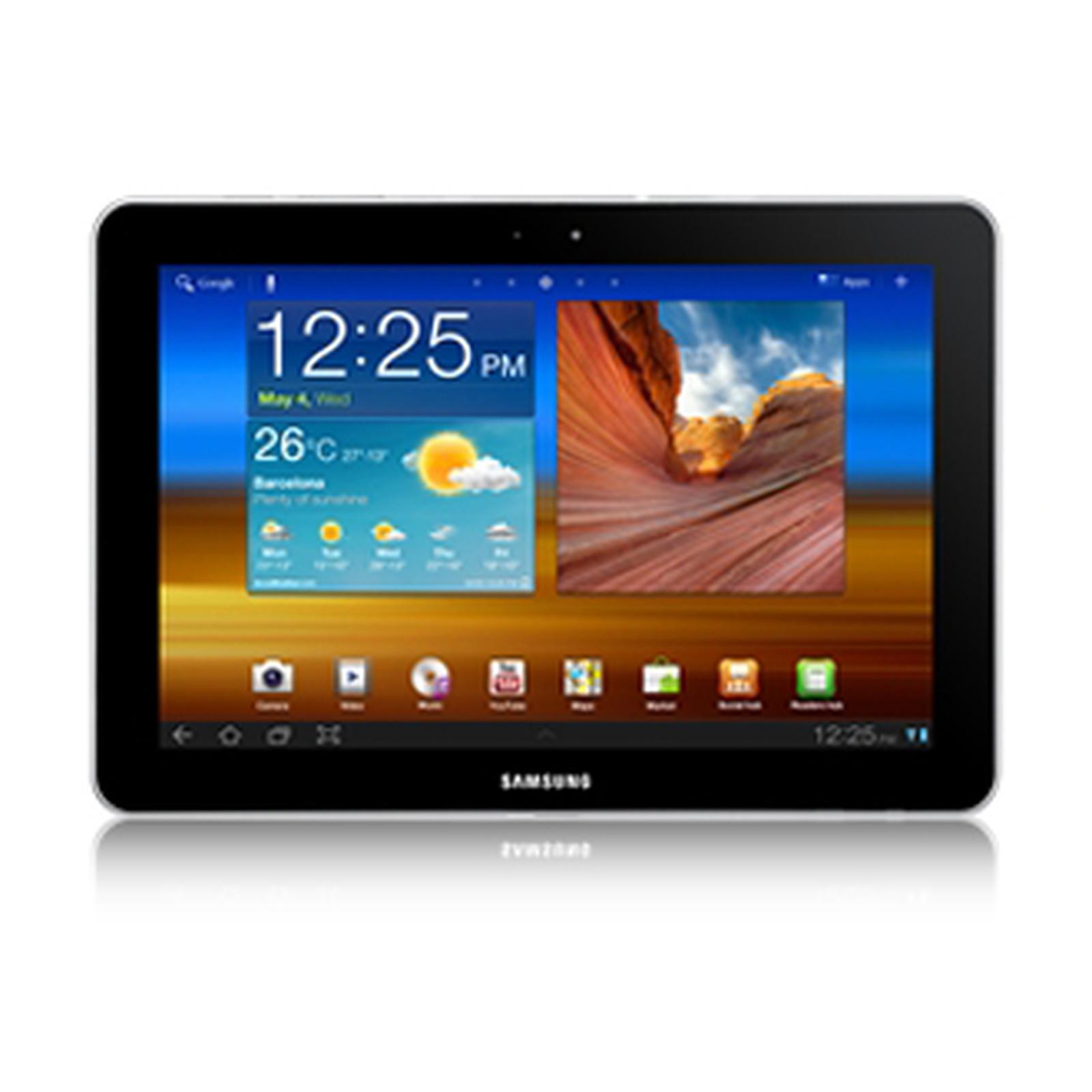 samsung galaxy tab 10 1 gt p7500 16 go tablette tactile. Black Bedroom Furniture Sets. Home Design Ideas