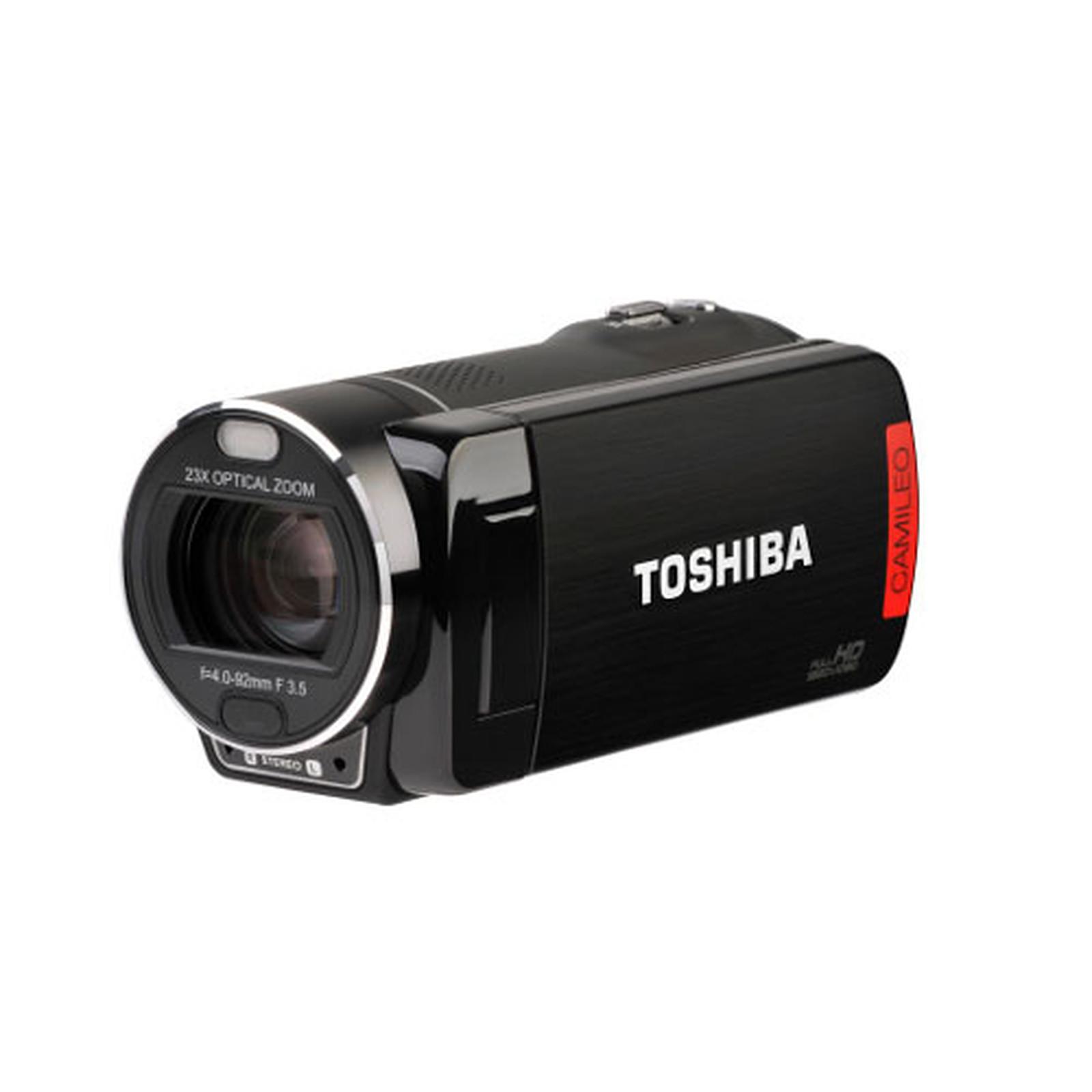 Toshiba Camileo X400 Noir