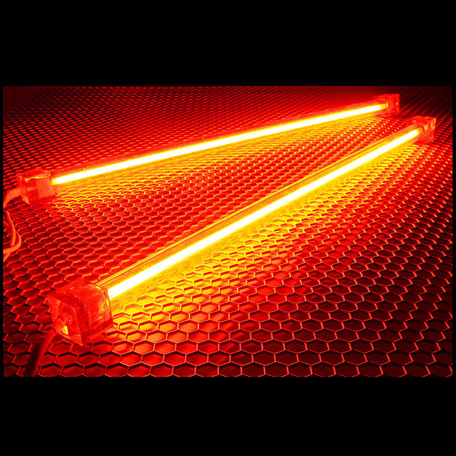 Revoltec RM124 - 2 Néons Rouges 30 cm