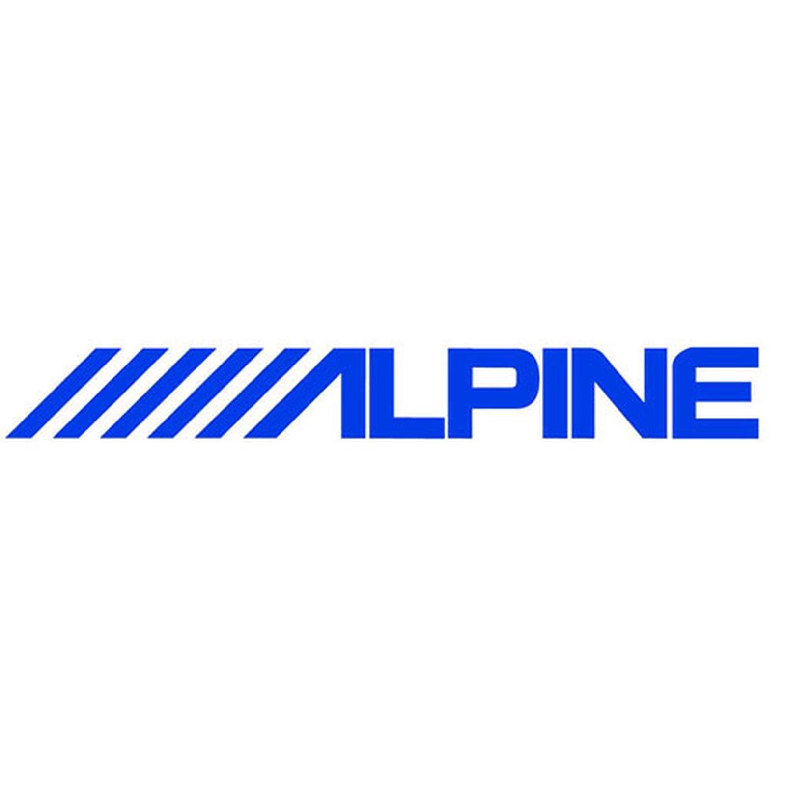 Alpine APF-S100VW