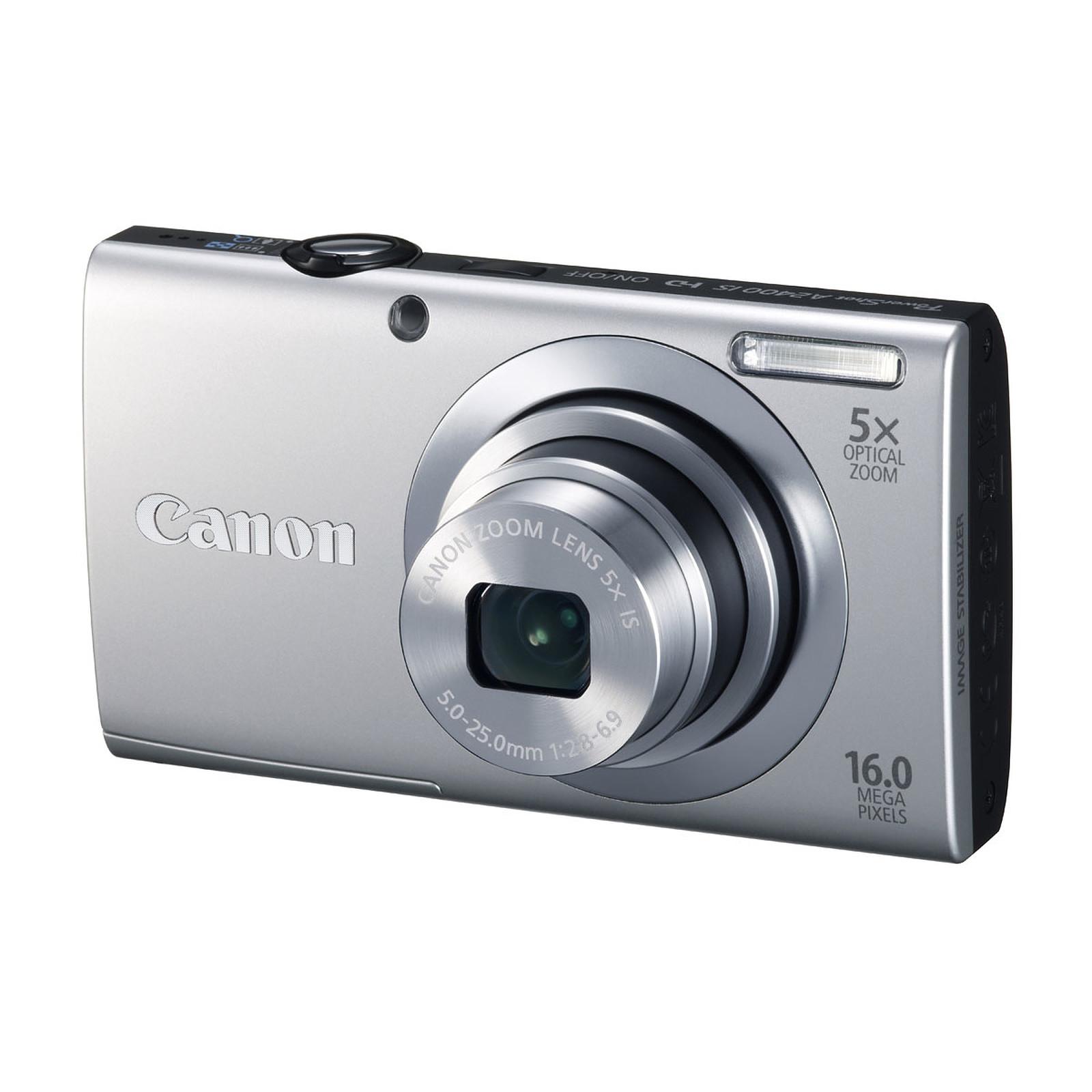 Canon Powershot A2400 IS Argent