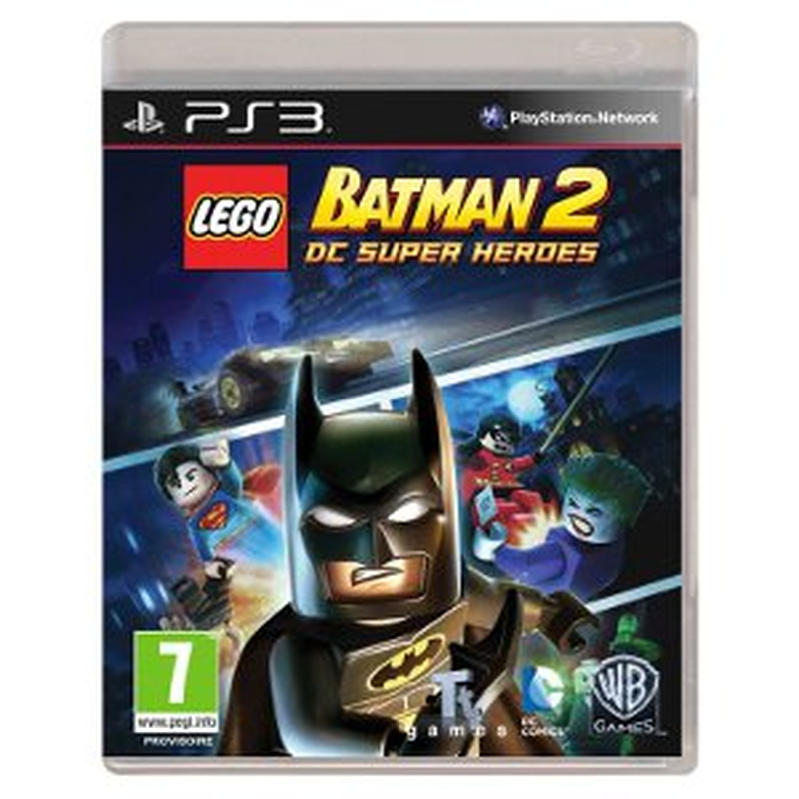Lego Batman 2 : DC Super Heroes (PS3)