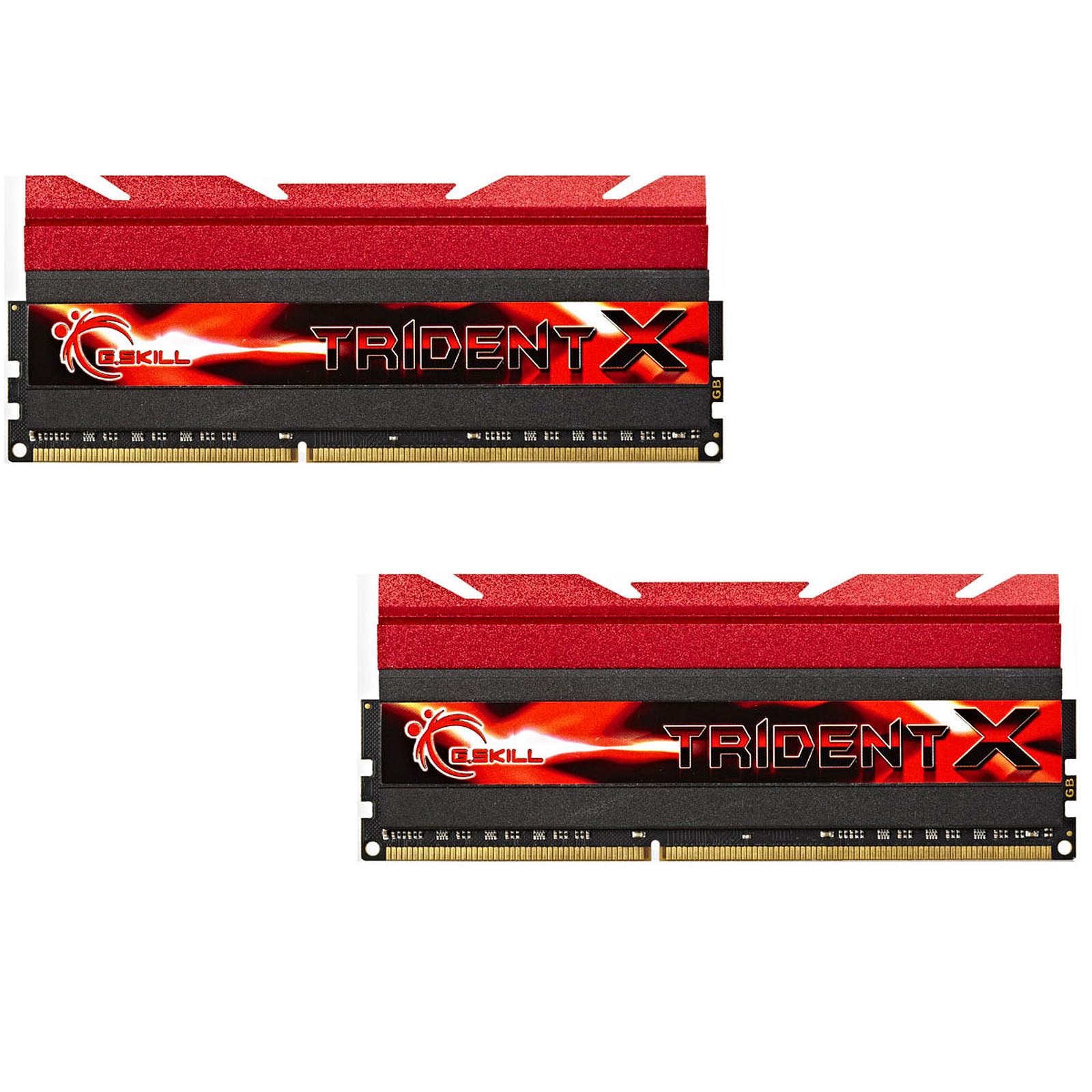G.Skill Trident X Series 16 Go (2 x 8 Go) DDR3 2133 MHz CL9