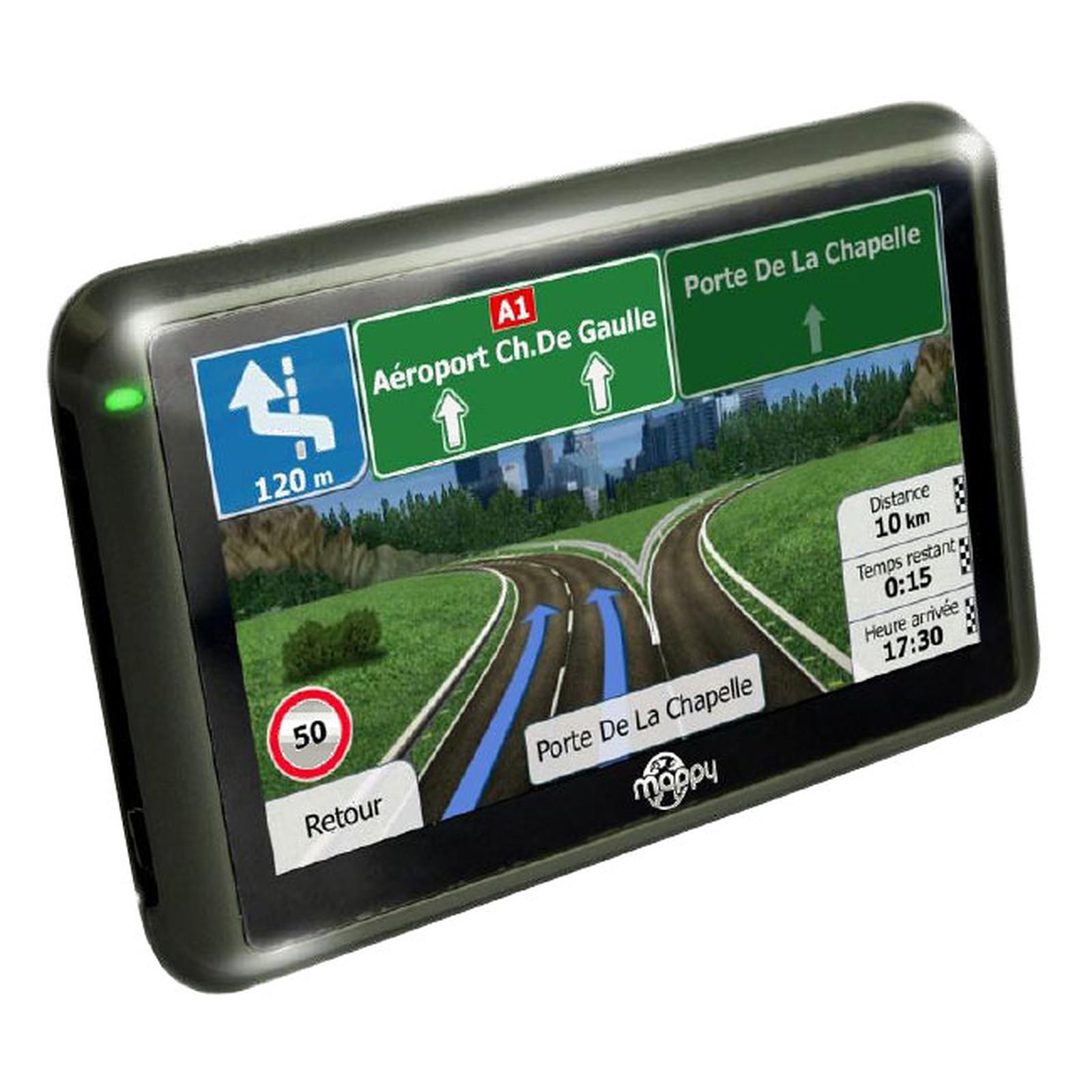 Carte Croatie Pour Gps Mappy Gratuit.Mappy Ultix550 Truck Europe Gps Mappy Sur Ldlc Com