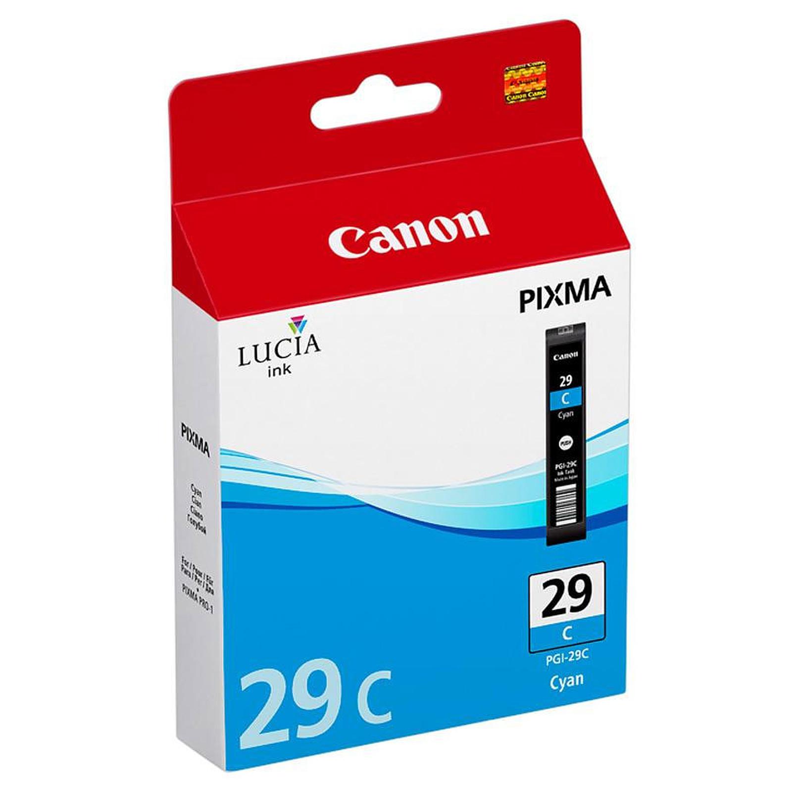 Canon LUCIA PGI-29C