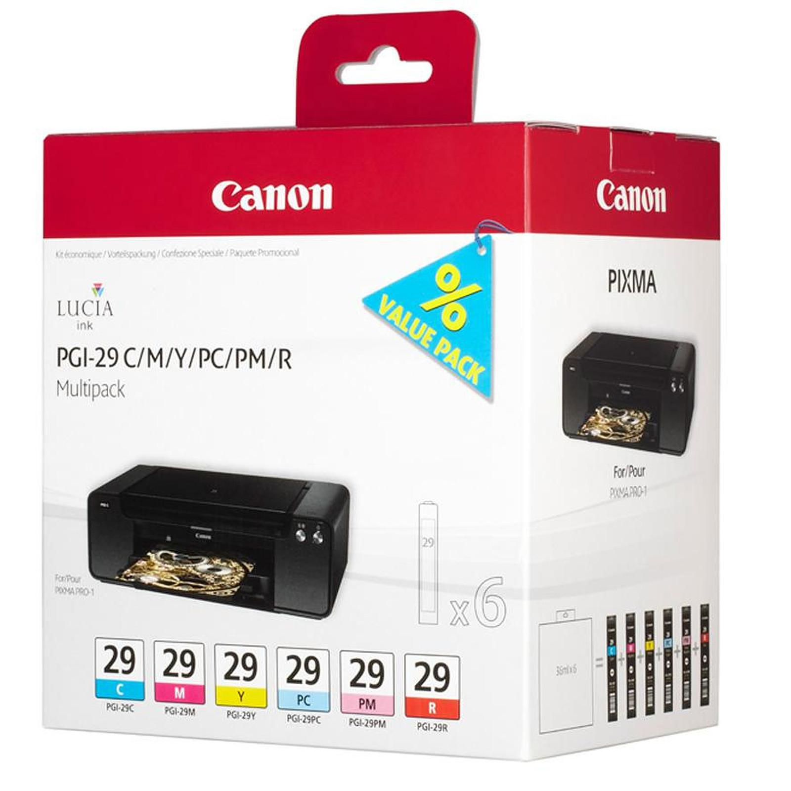 Canon LUCIA PGI-29