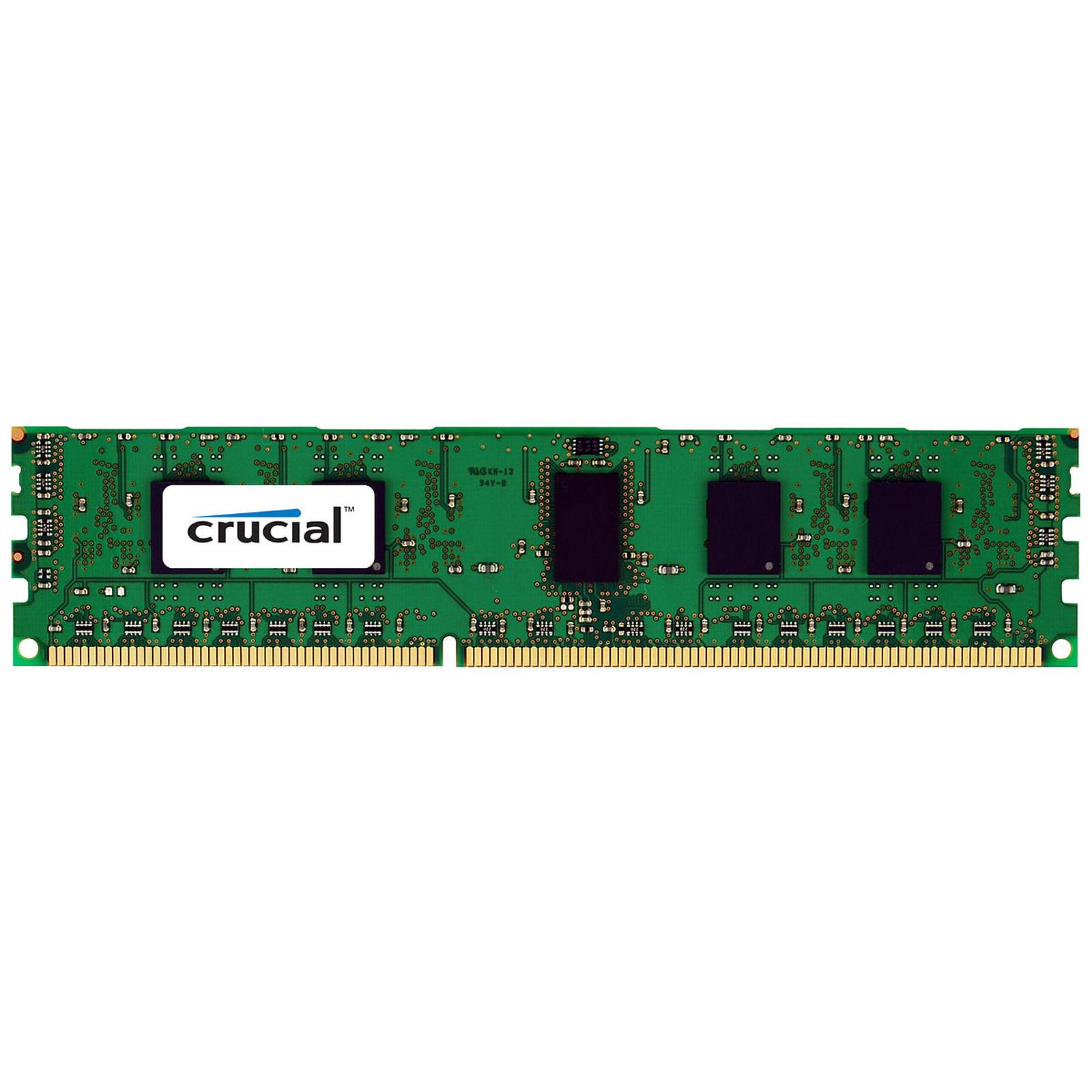 Crucial 16 Go DDR3 1600 MHz CL9 ECC Registered DR X4