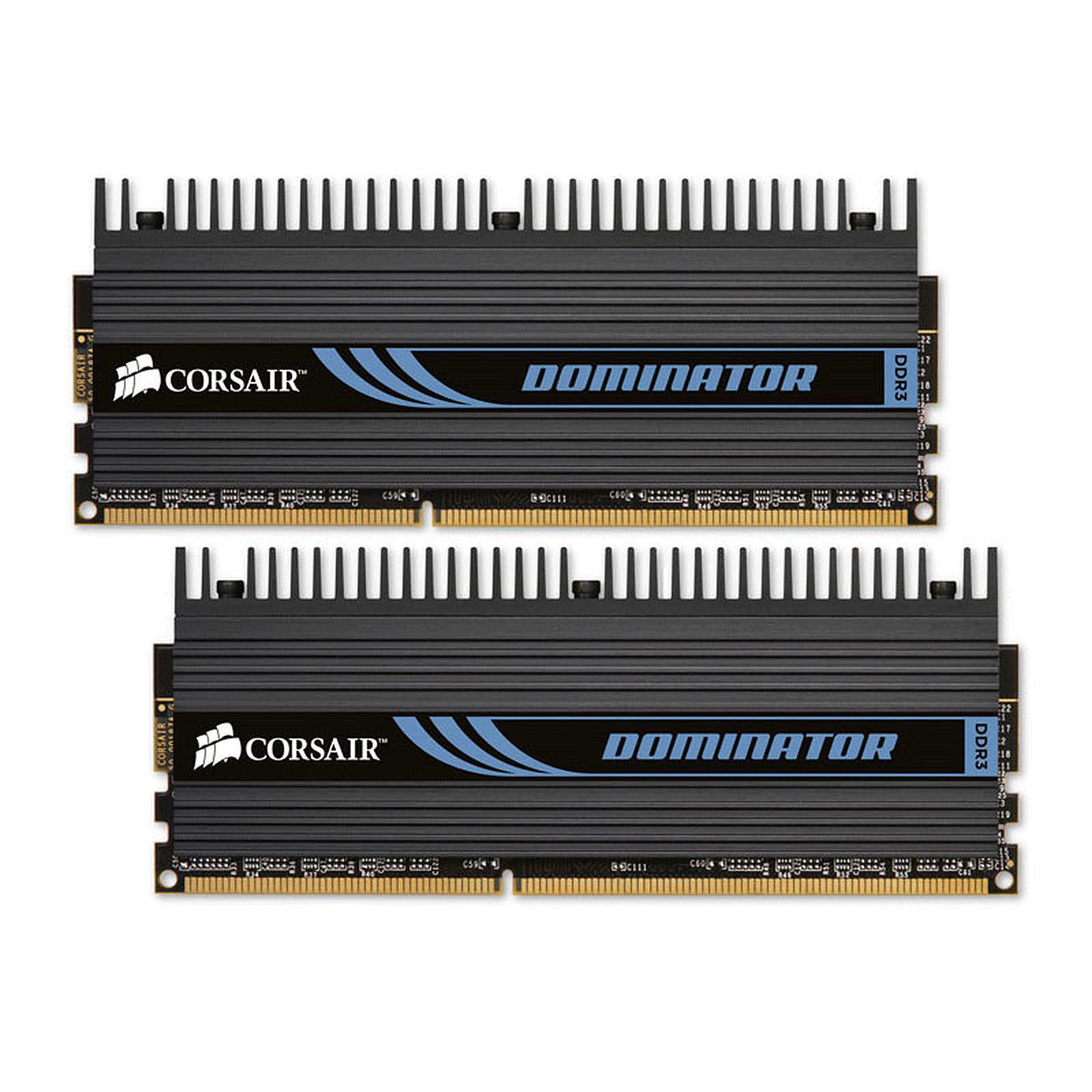 Corsair Dominator 16 Go (2x 8 Go) DDR3 1600 MHz CL10