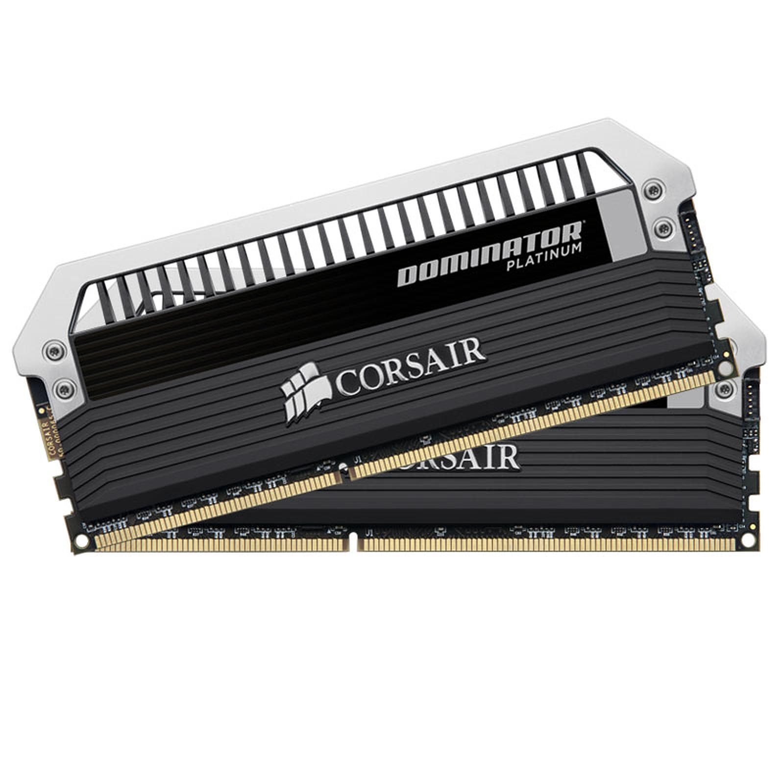Corsair Dominator Platinum 8 Go (2 x 4 Go) DDR3 2133 MHz CL8