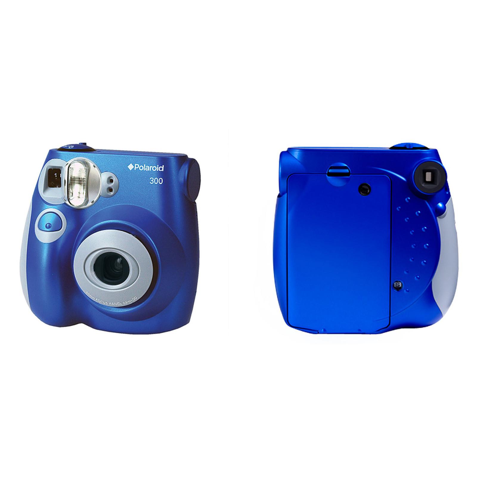 348dd1112ab1a Polaroid PIC 300 Bleu - Appareil photo numérique Polaroid sur LDLC.com