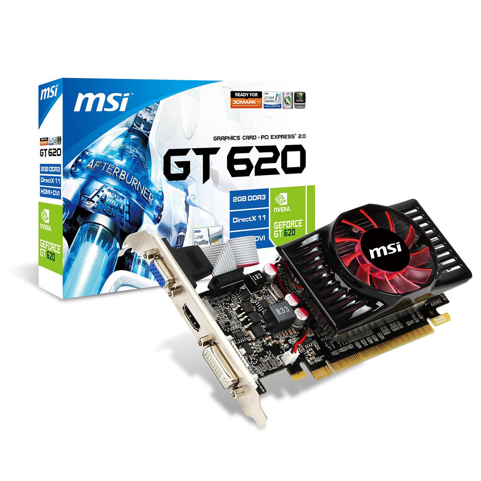 MSI N620GT-MD2GD3/LP 2 GB