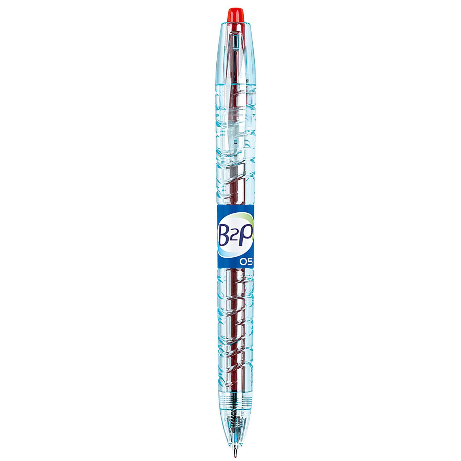 PILOT Begreen B2P rouge pointe 0,5mm