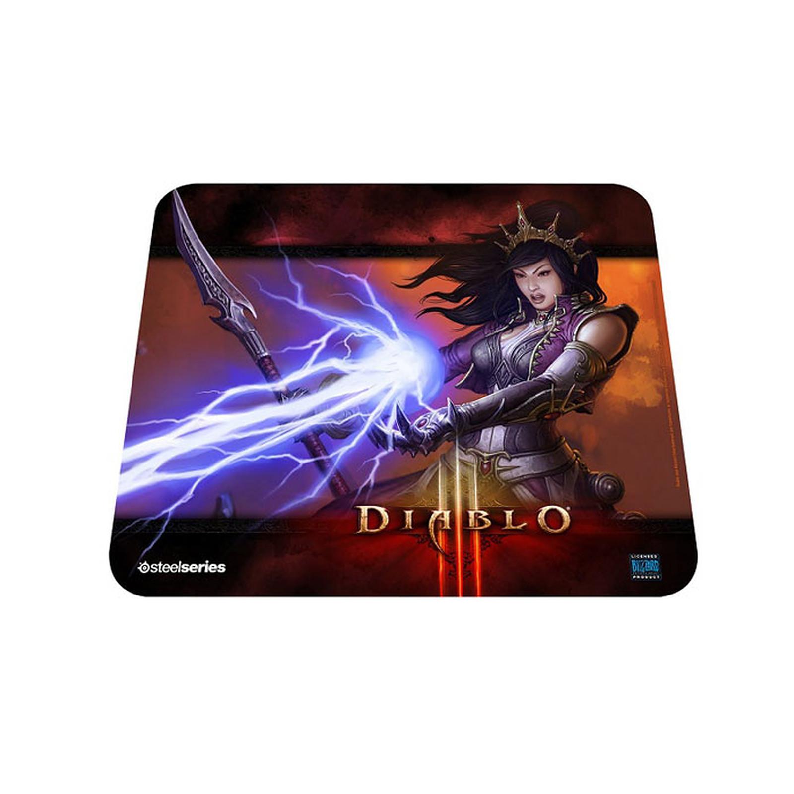 "SteelSeries QcK Edition Limitée (Diablo III ""Wizard"")"