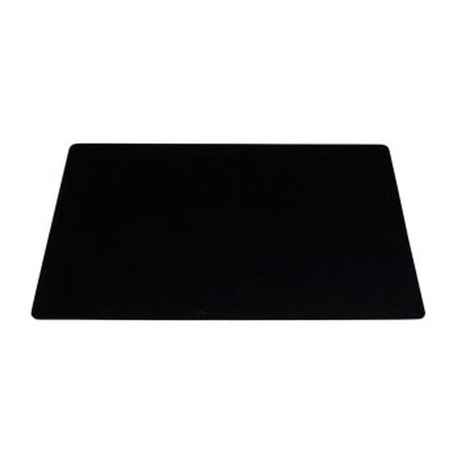 Tapis de souris simple (coloris noir)