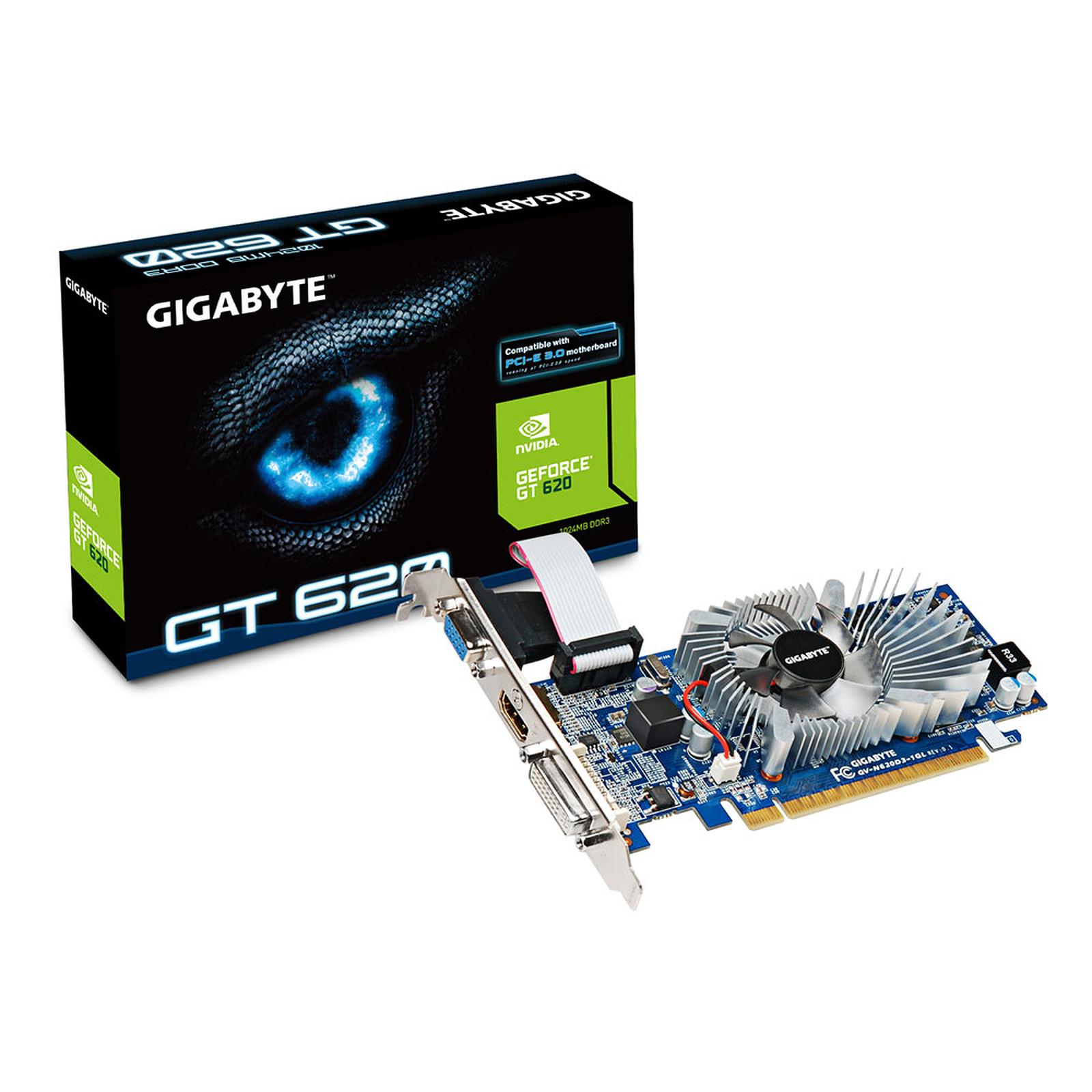 Gigabyte GV-N620D3-1GL 1GB