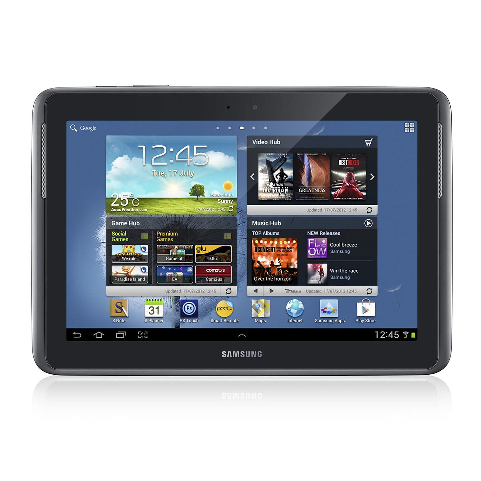 Samsung Galaxy Note 10.1 GT-N8000 16 Go Gris
