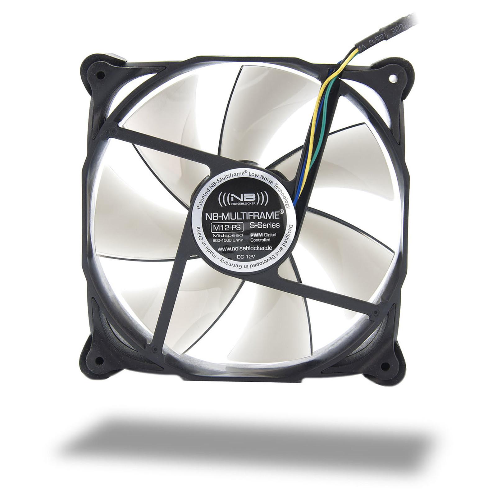 Noiseblocker Multiframe M12-PS 120mm PWM