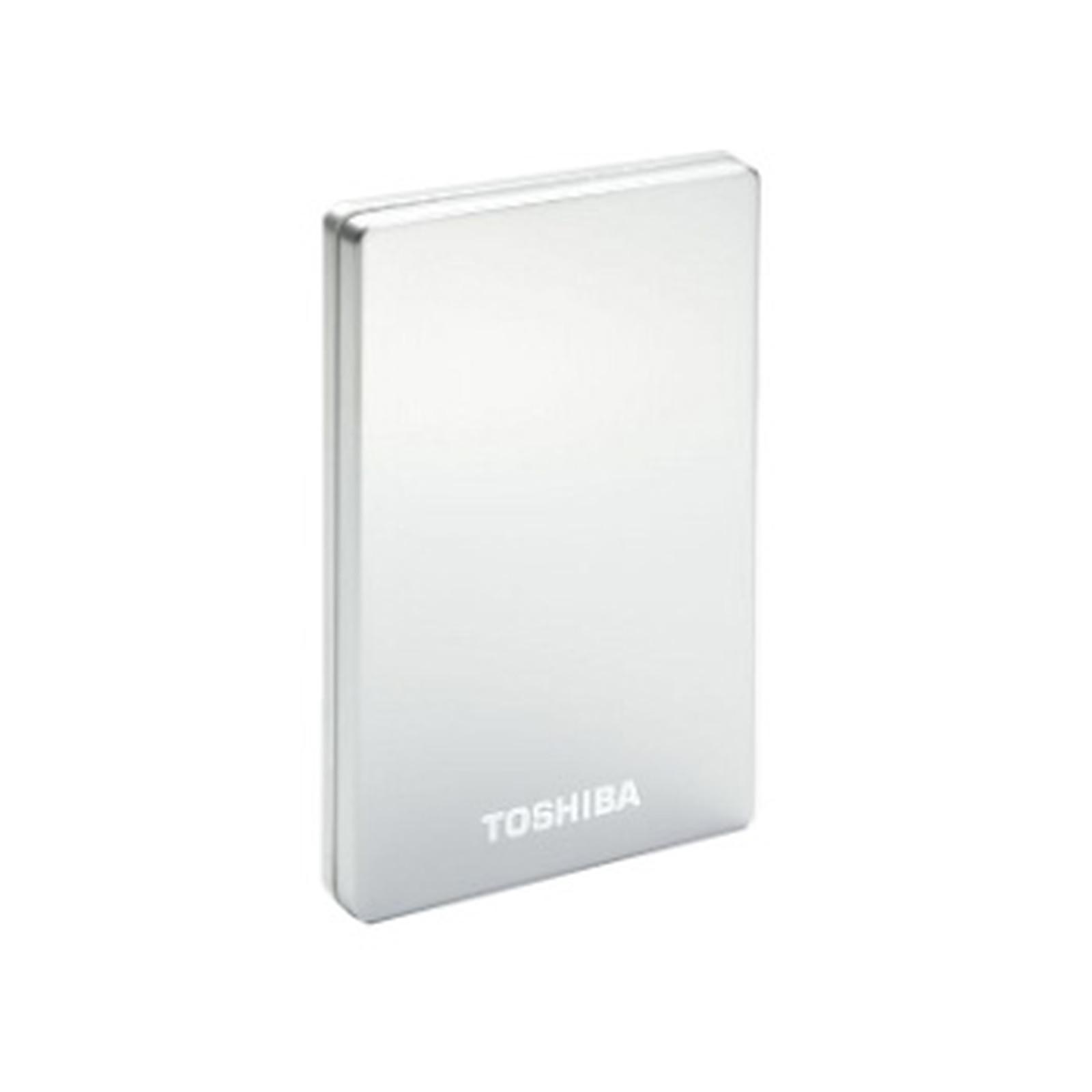 Toshiba Stor.e Alu 2S 500 Go Argent