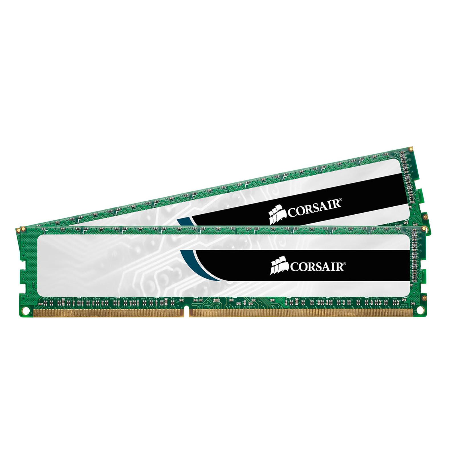 Corsair Value Select 8 Go (2x 4 Go) DDR3 1600 MHz CL11