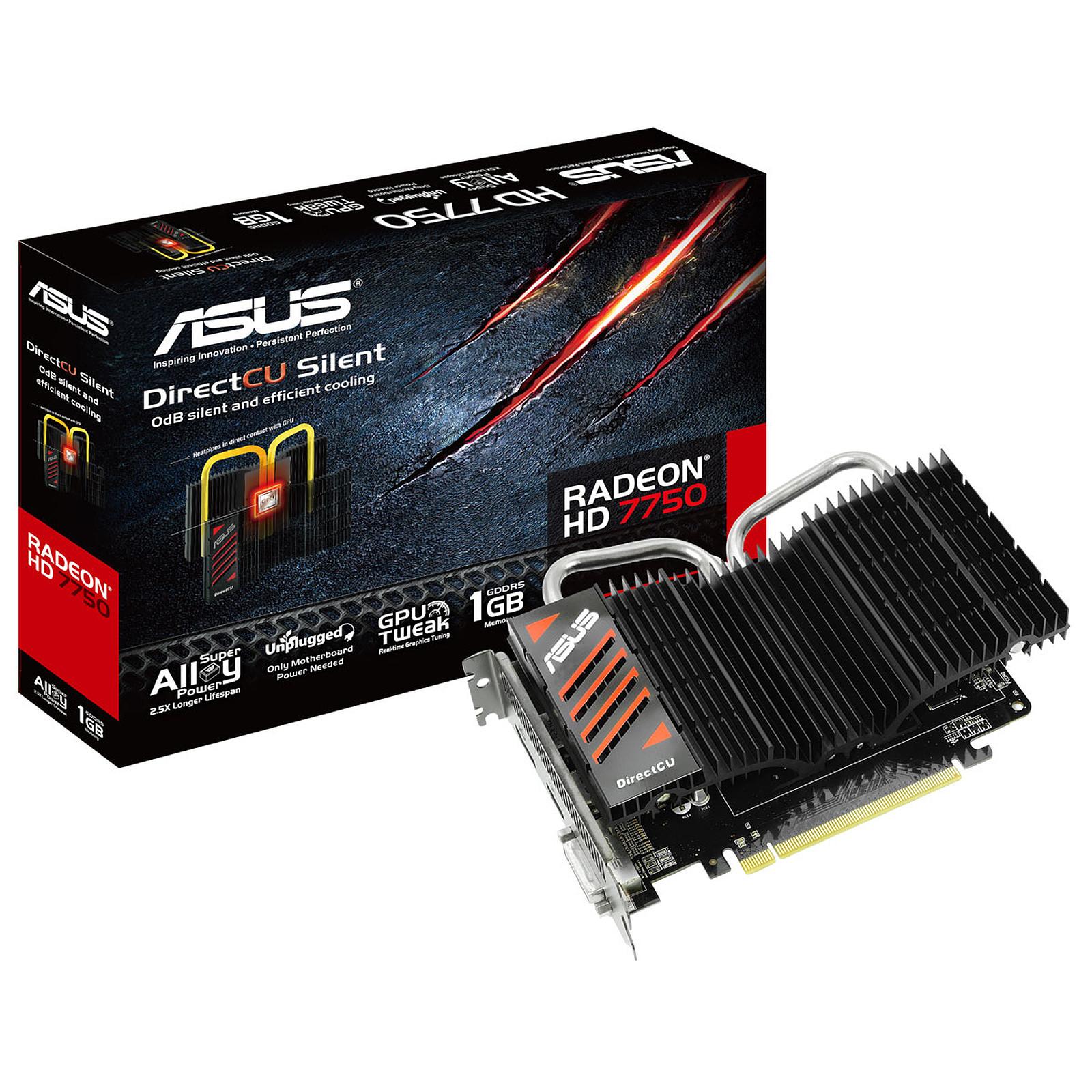 ASUS HD7750-DCSL-1GD5 1GB