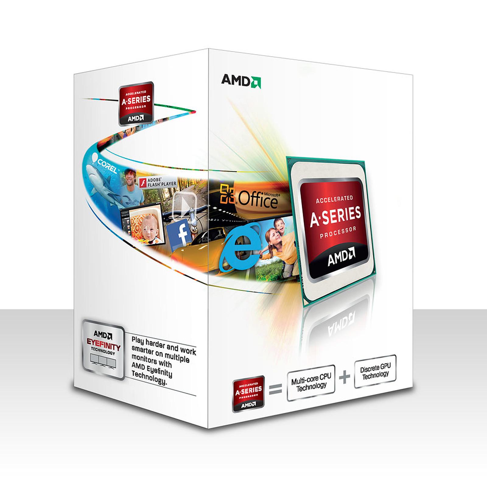 AMD A4-4000 (3.0 GHz)