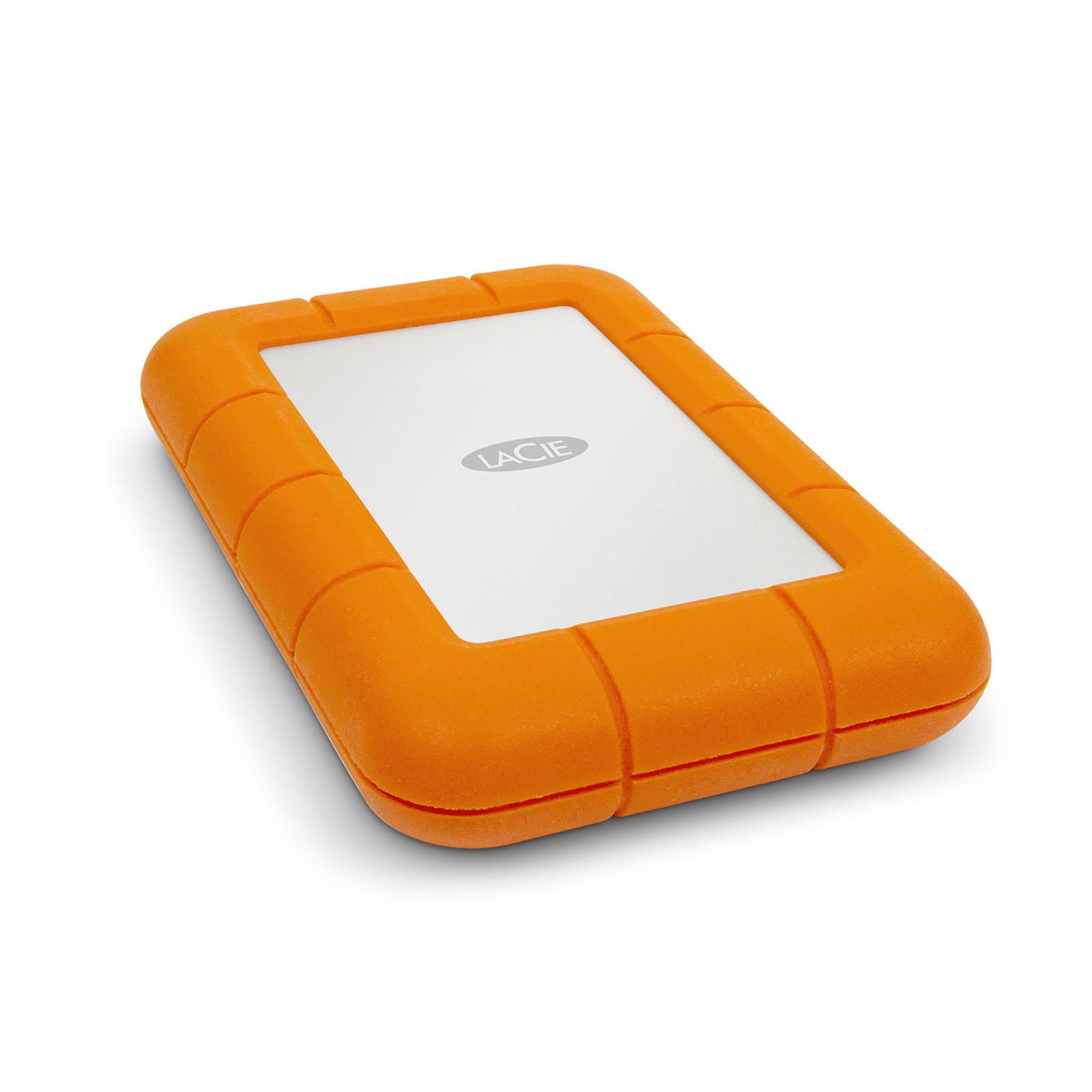 LaCie Rugged USB 3.0 Thunderbolt 2 To