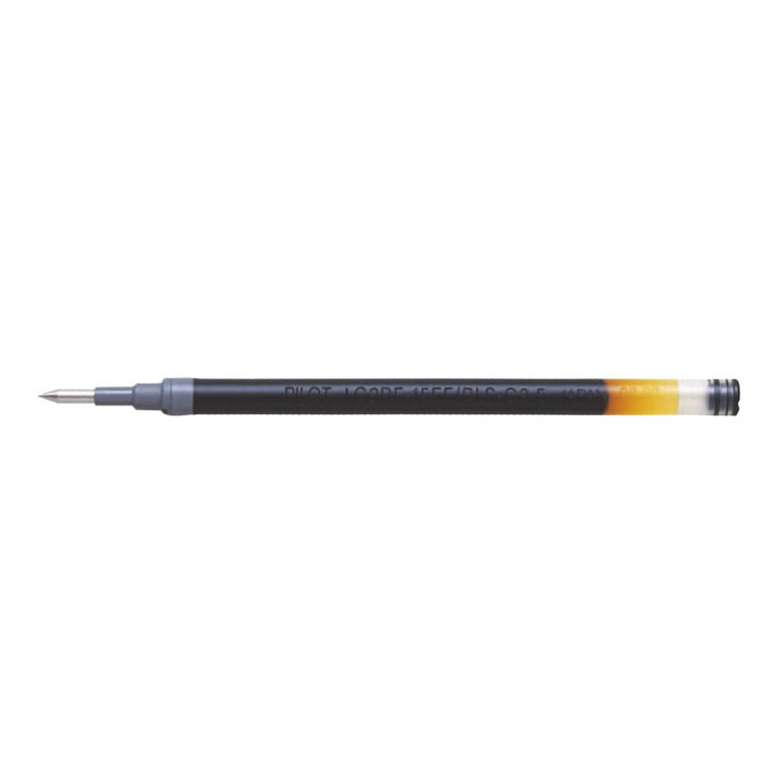 PILOT Recharge pour Begreen B2P noire pointe 0,5 mm