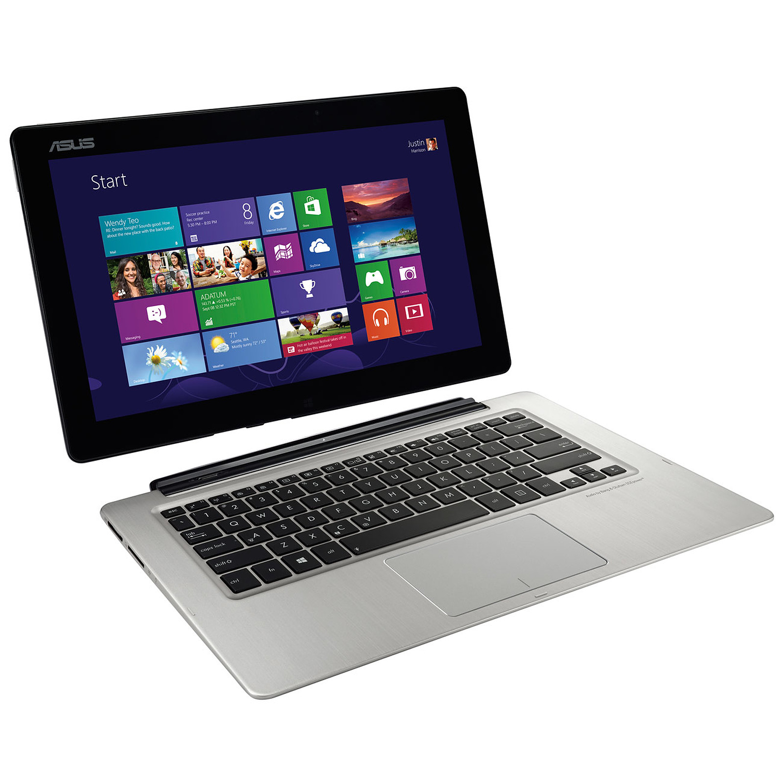 ASUS Transformer Book TX300CA-C4006H + Dock mobile