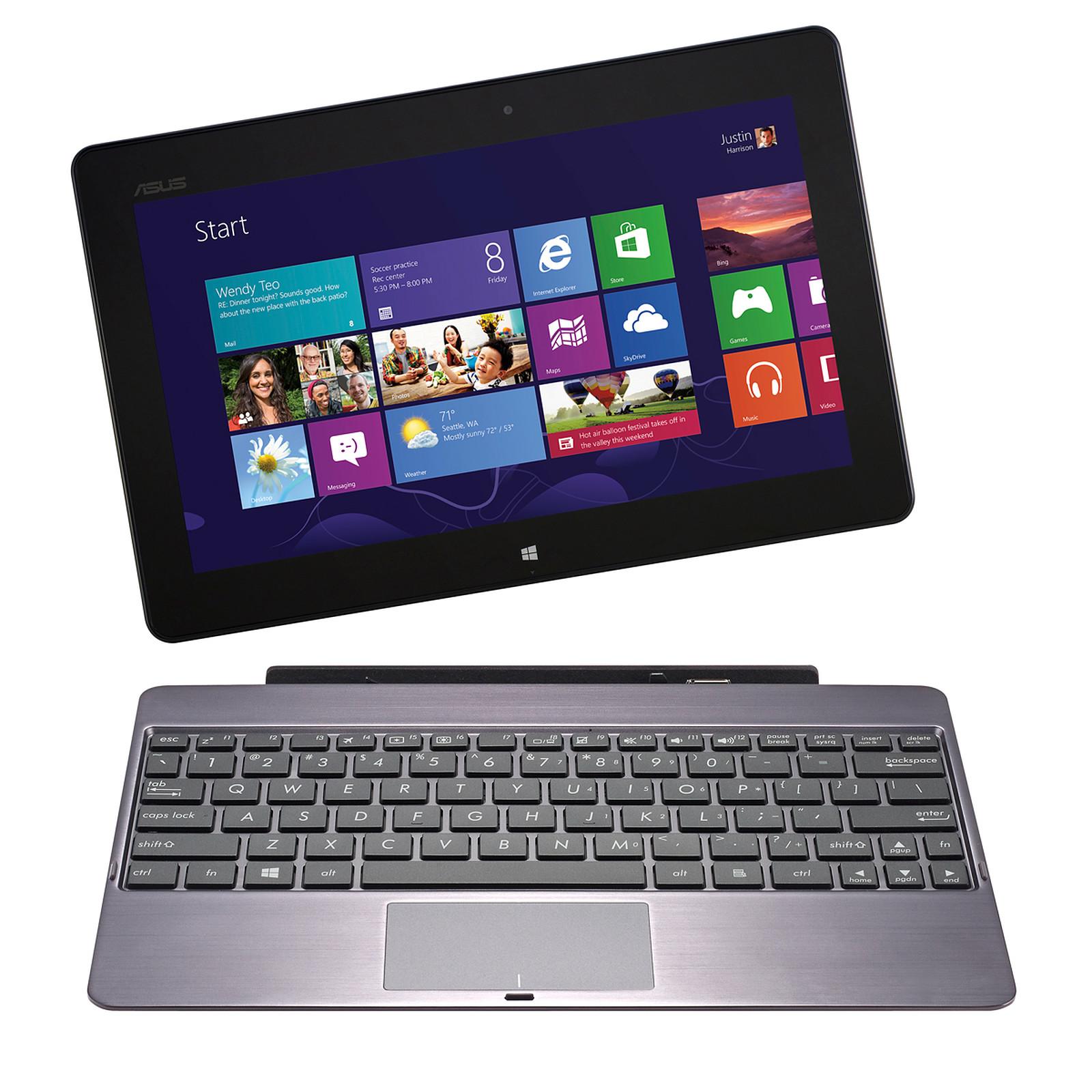 ASUS Vivo Tab RT TF600T-1B082R - Tablette tactile ASUS sur
