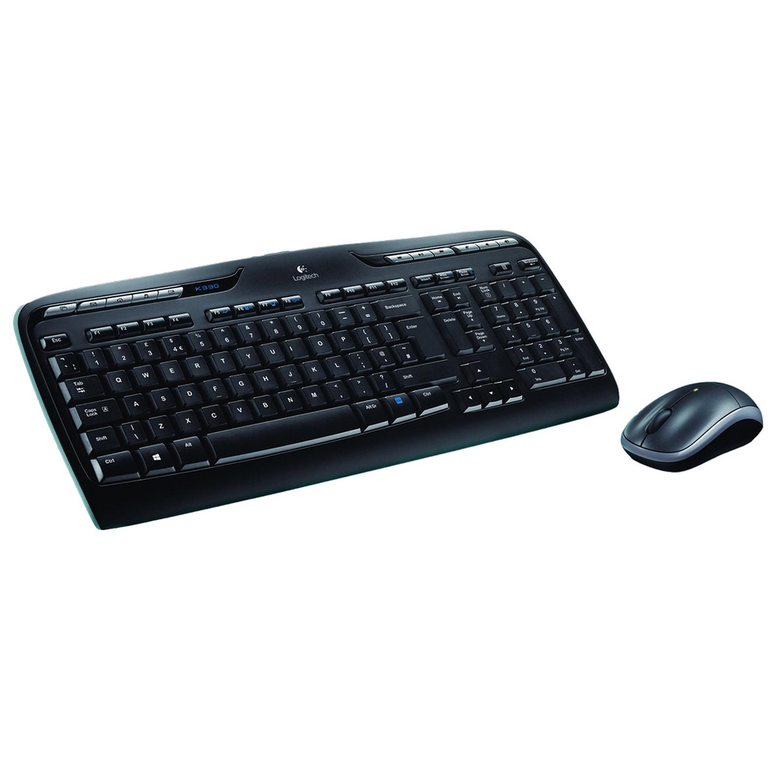 Logitech Wireless Desktop MK330