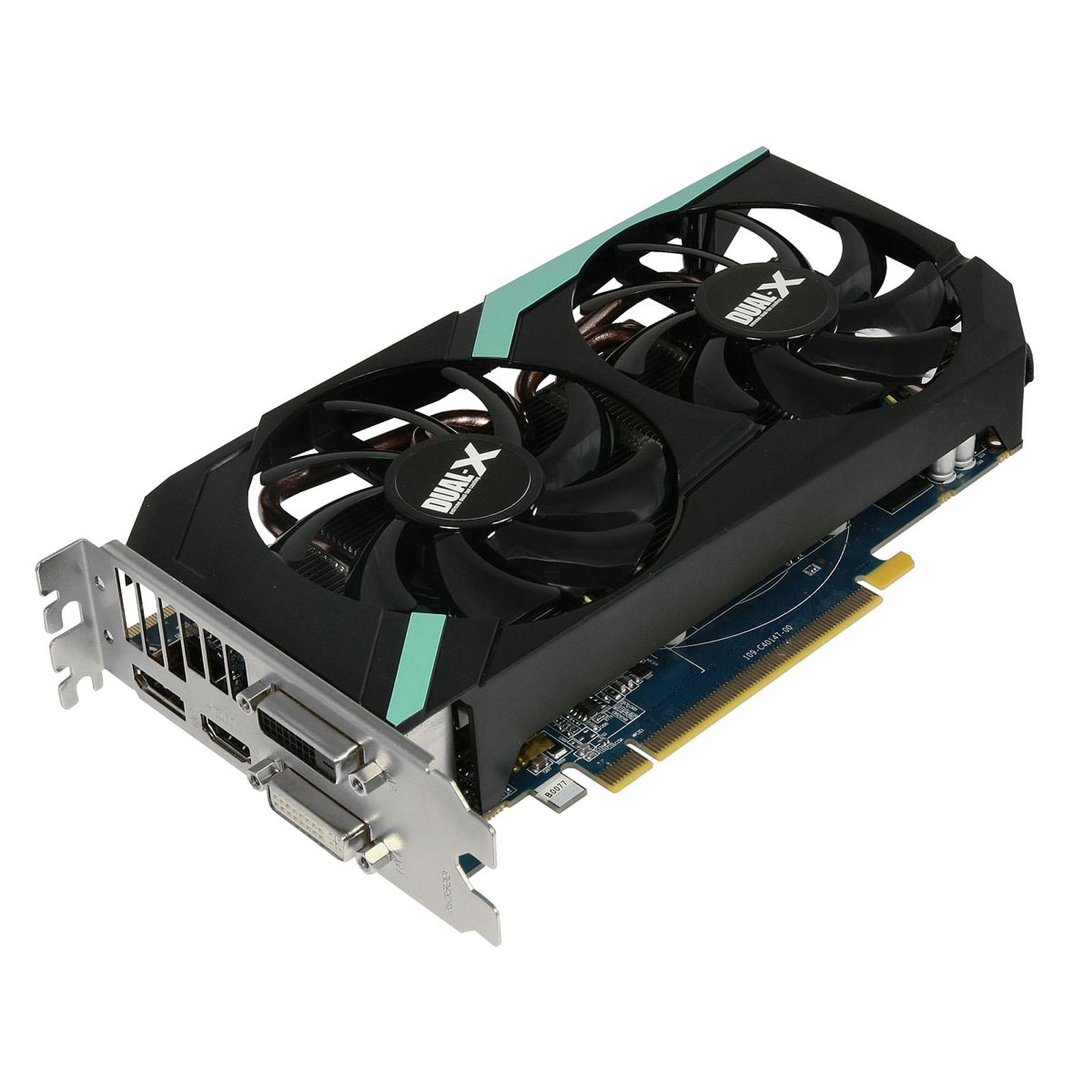 Sapphire Radeon HD 7870 GHz Edition 2 Go