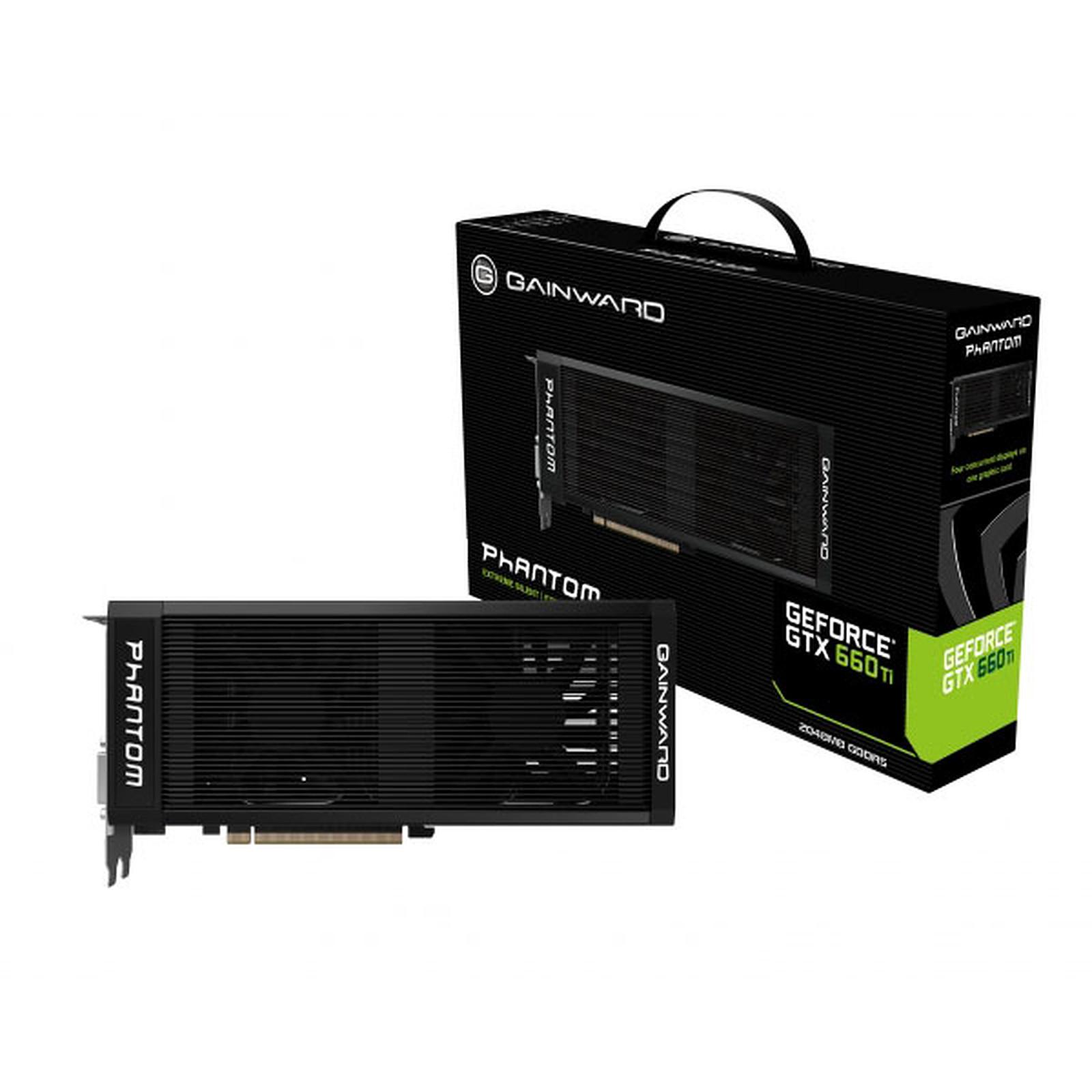 Gainward GeForce GTX 660Ti Phantom 2GB