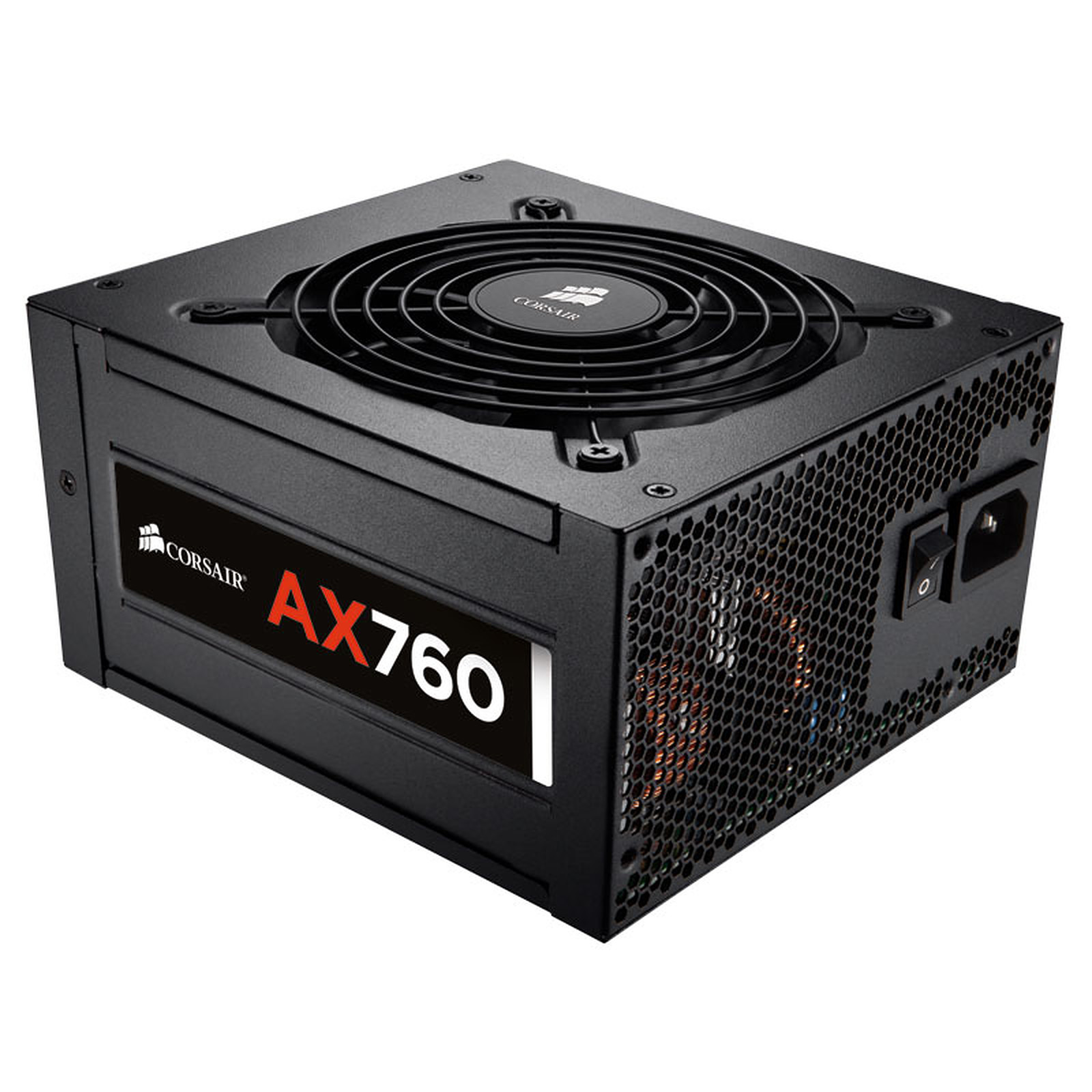 Corsair AX760 80PLUS Platinum