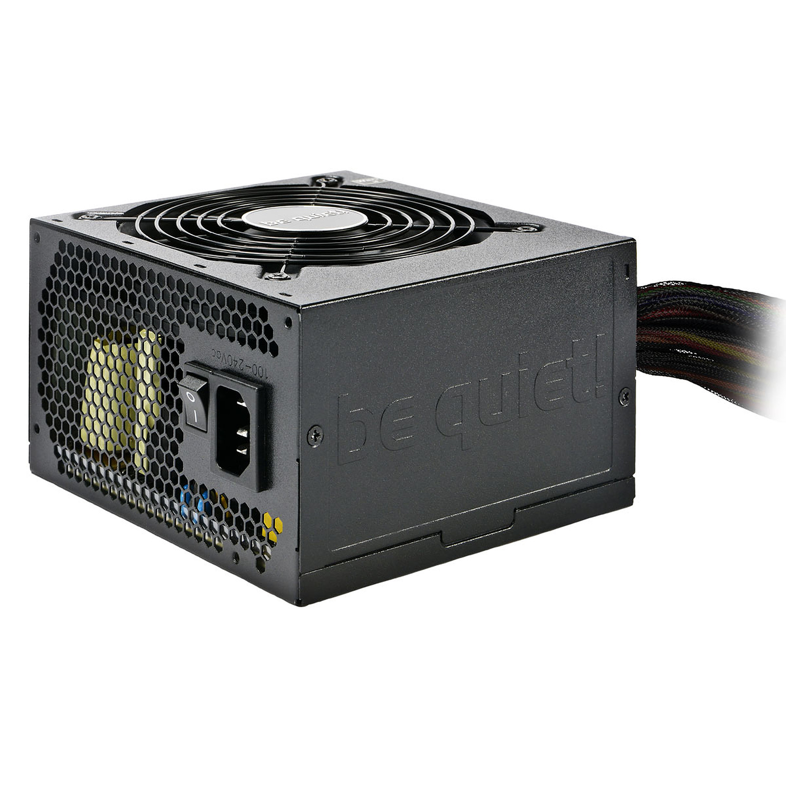 be quiet! System Power 7 600 W 80PLUS Silver (bulk)