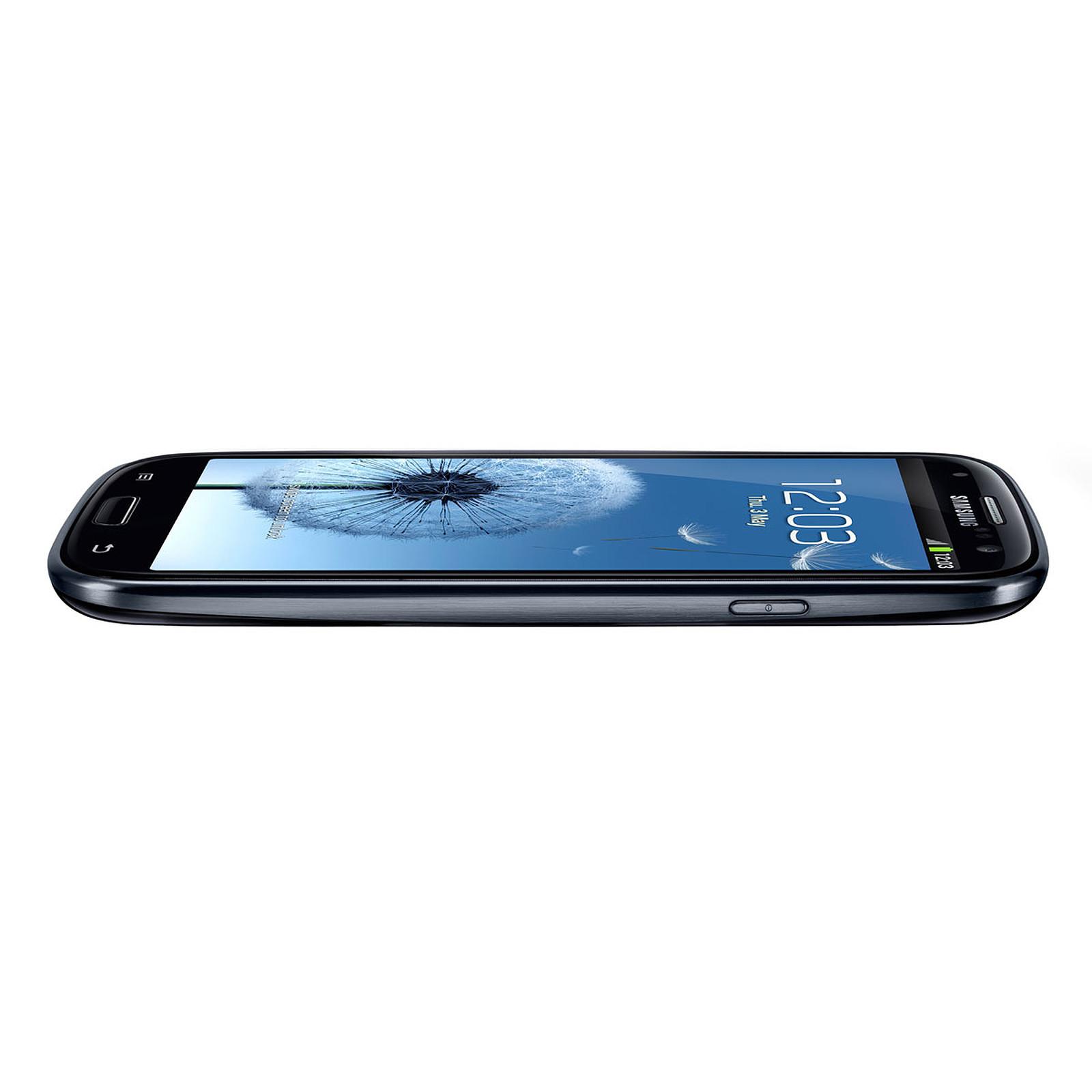 Samsung Galaxy SIII 4G GT i9305 Sapphire Black 16 Go