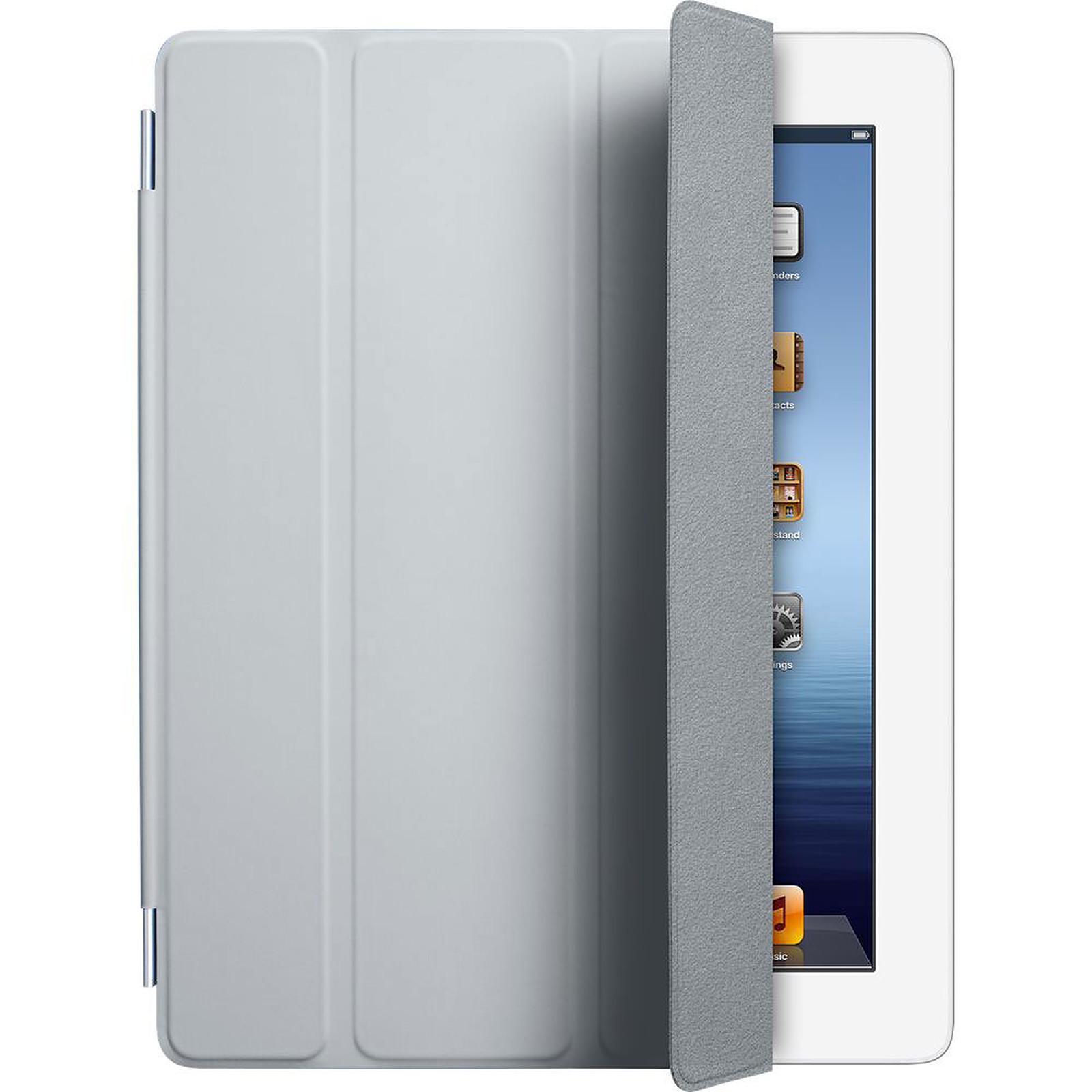 Apple iPad Smart Cover Polyuréthane Gris Clair
