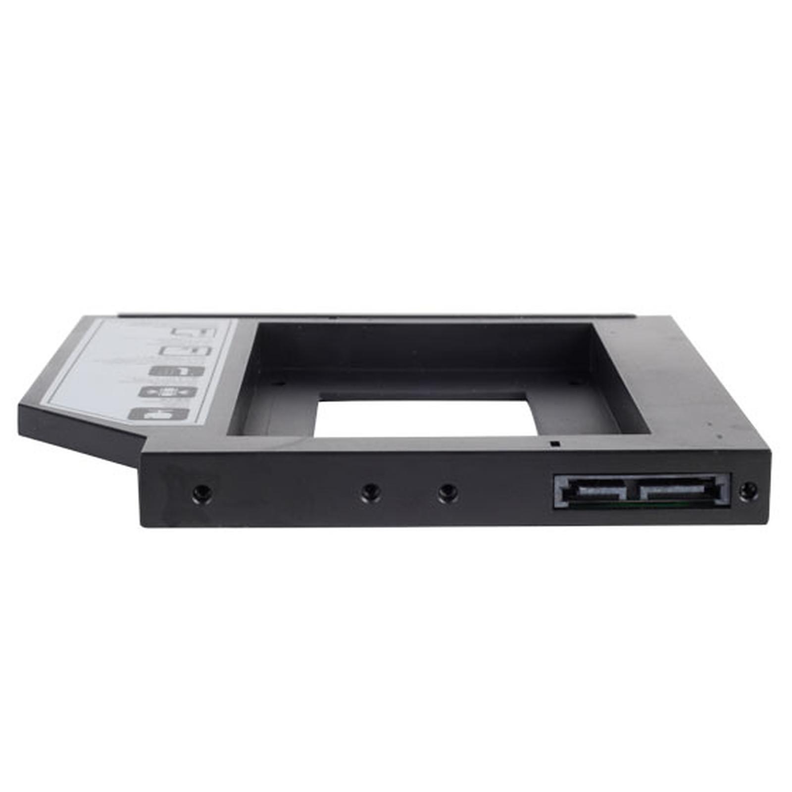 Accessoires Pc Portable Jabra Sur Ldlc Com: SilverStone Treasure TS09 (noir)