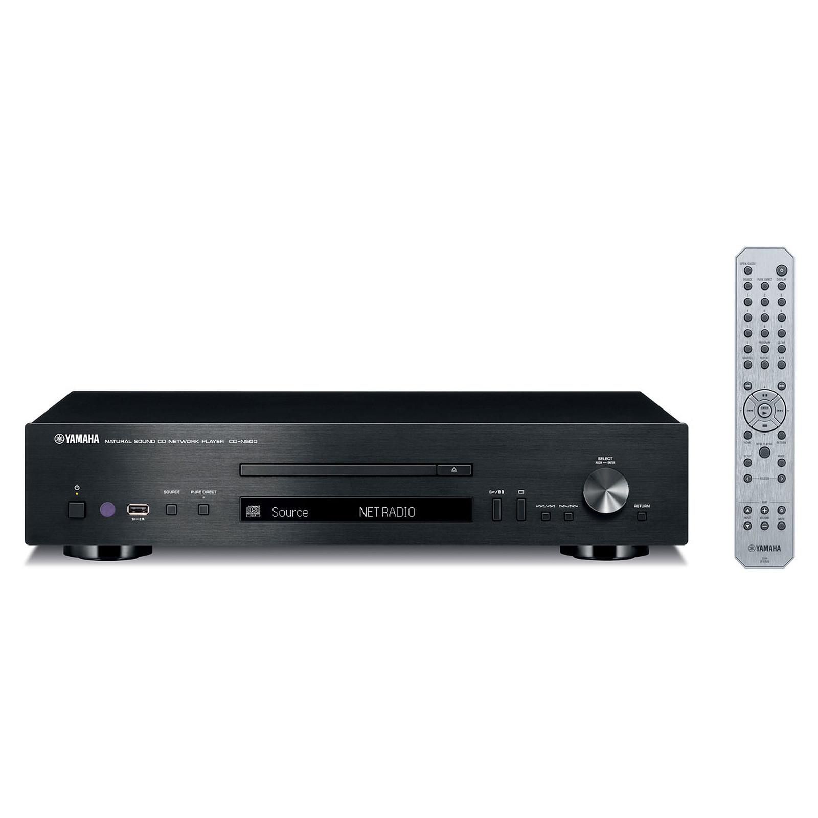 Yamaha CD-N500 Noir