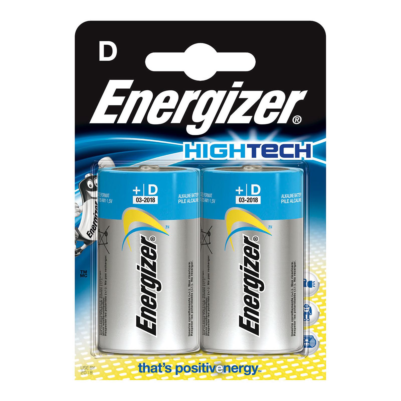 Energizer HighTech D (par 2)